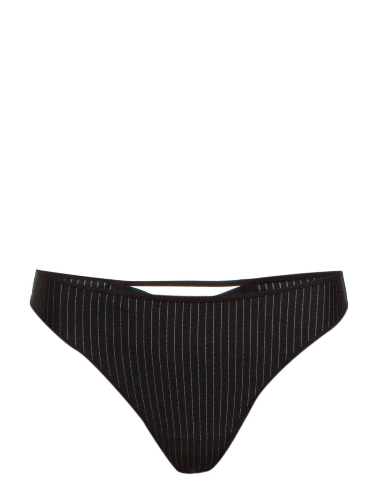 Marlies Dekkers Md Gloria Pinstripe Thong 4