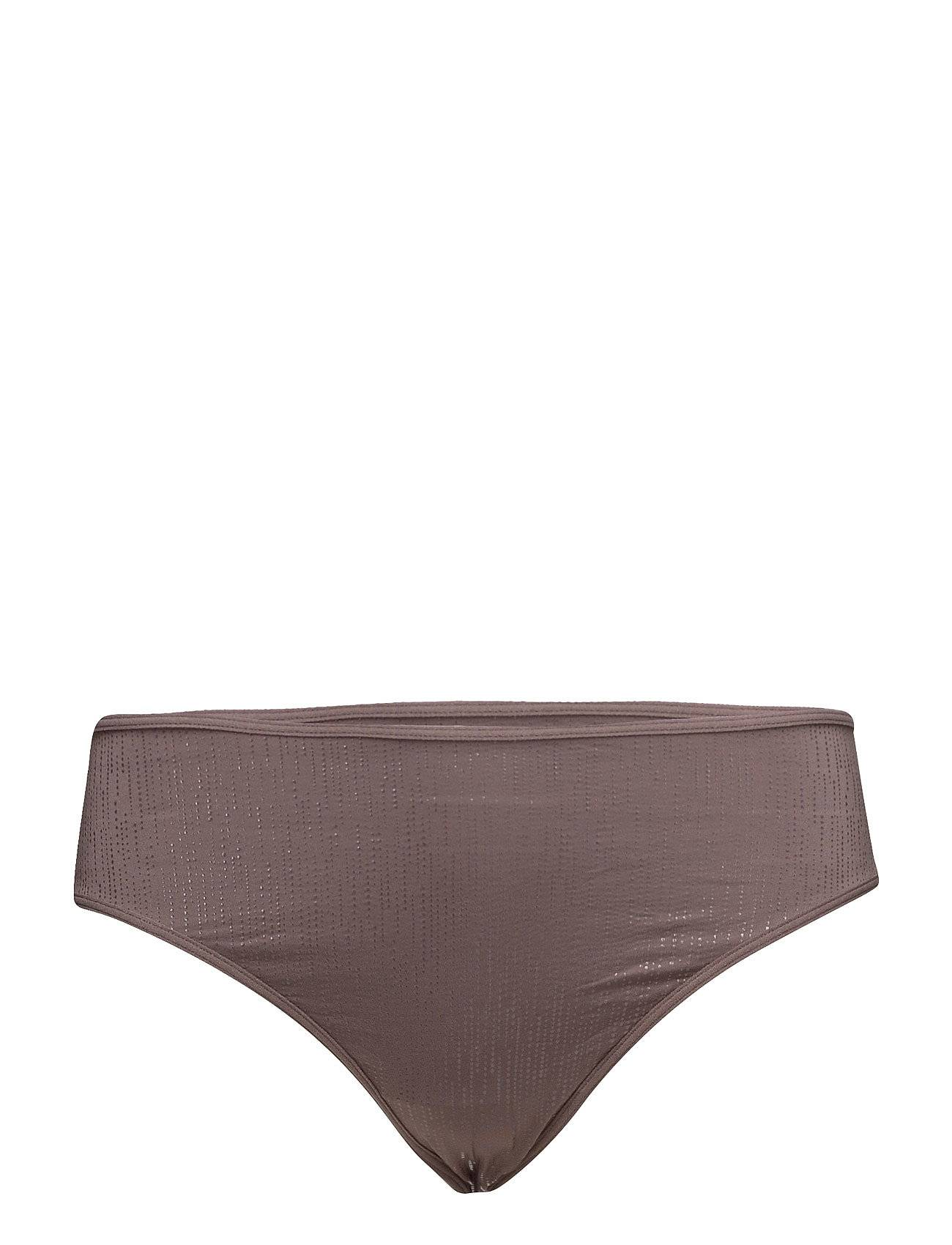 Marlies Dekkers Md D.De Paris Thong 7 Plum Truffle