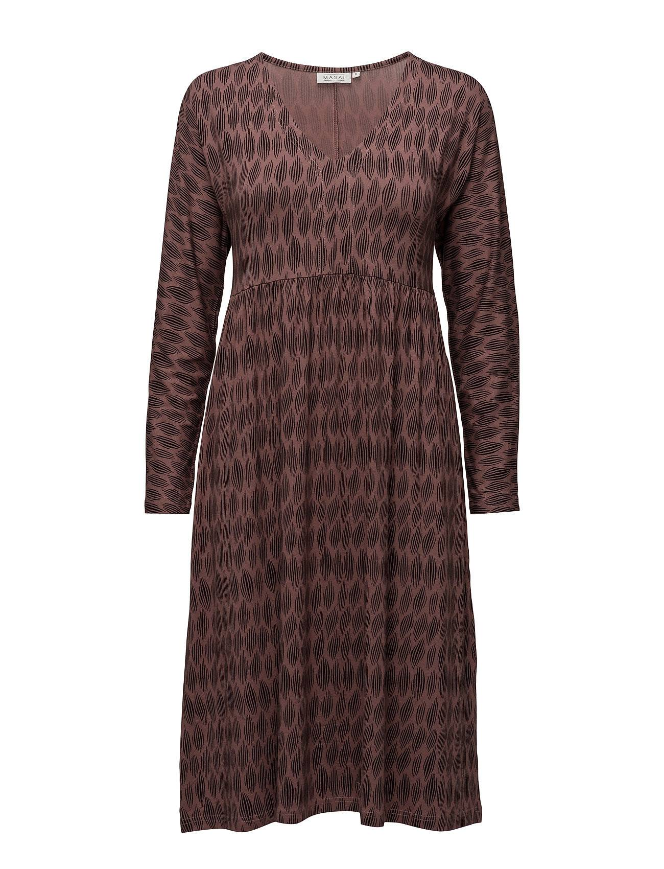 Masai Nelle Dress Fitted Long Slv