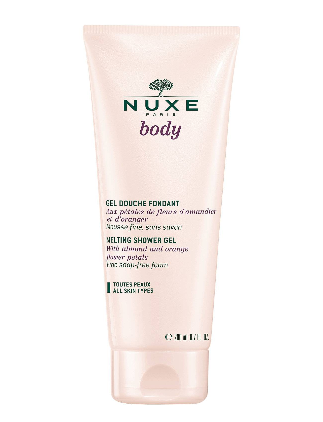 NUXE Fondant Shower Gel