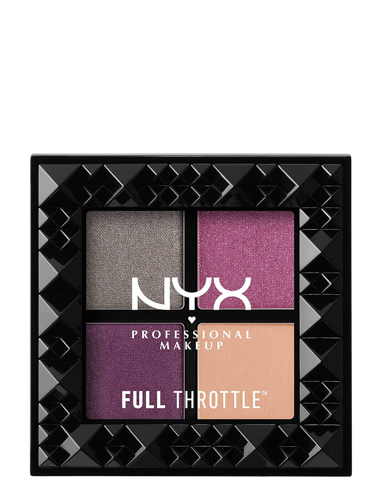 NYX PROFESSIONAL MAKEUP Full Throttle Shadow Palette