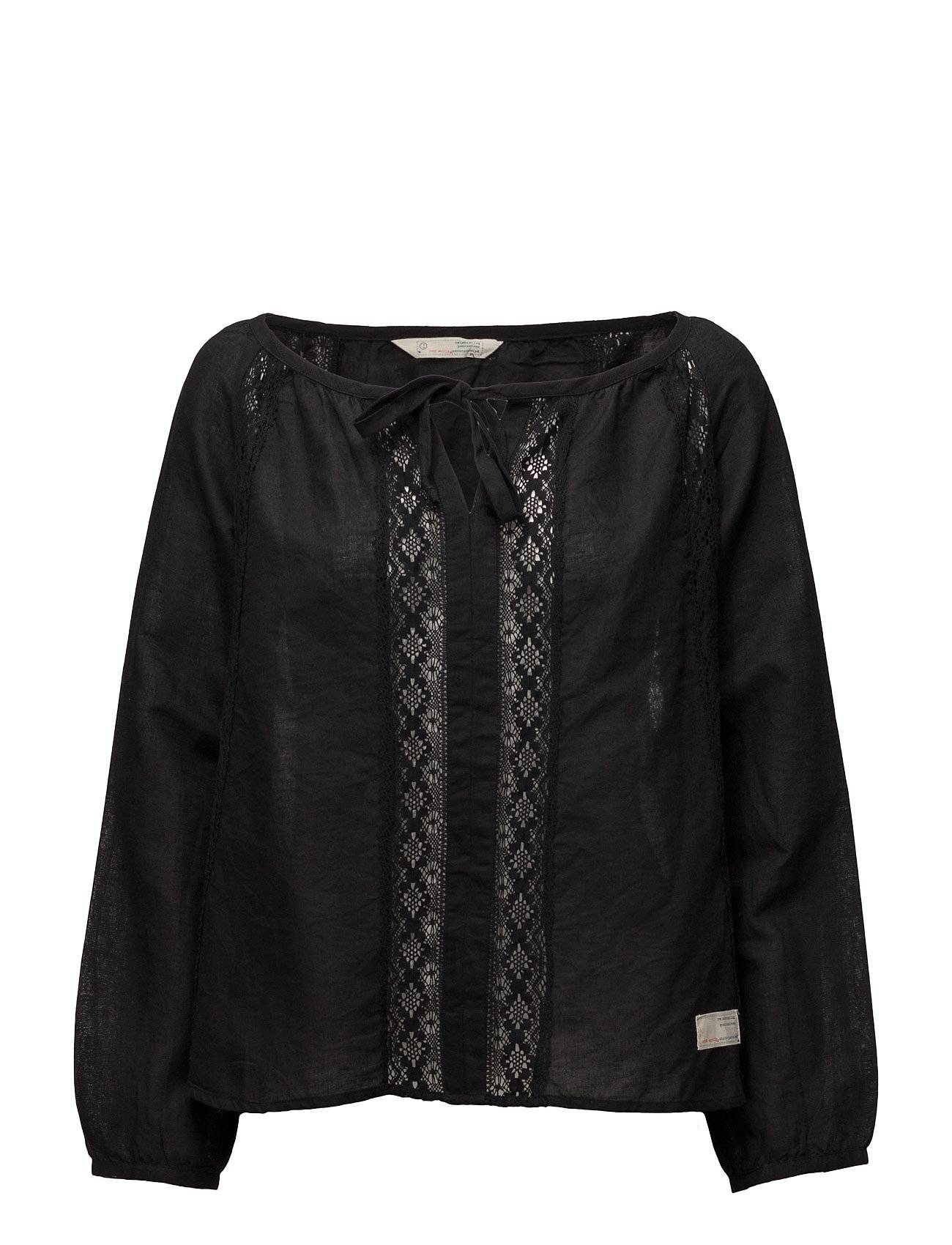 ODD MOLLY Hang Out L/S Blouse