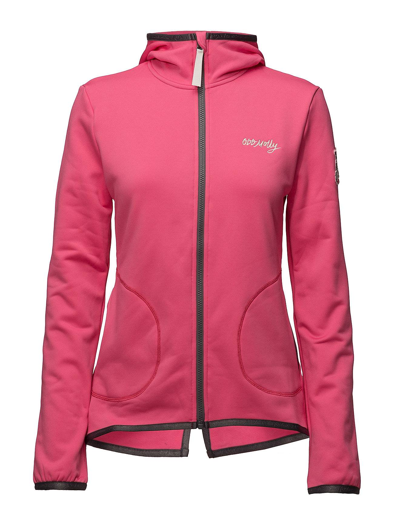 ODD MOLLY ACTIVE WEAR Storm Mid Layer Jacket