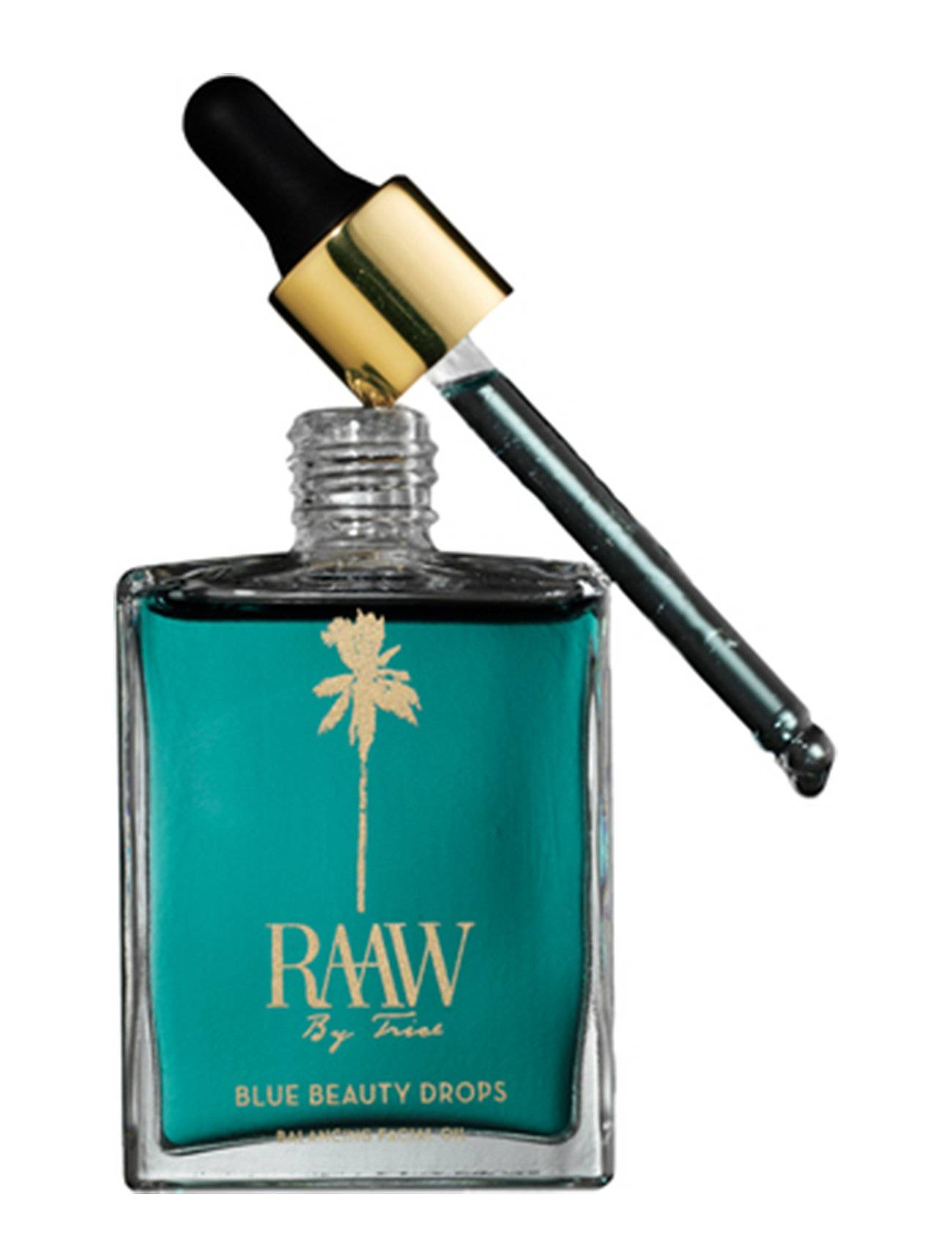 Raaw by Trice Blue Beauty Drops