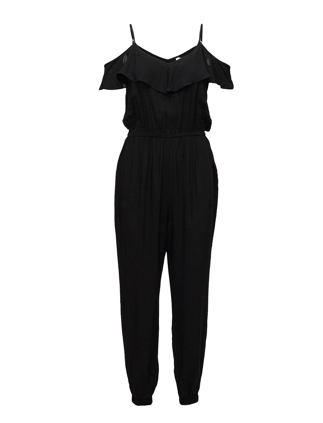 Seafolly Ruffled Off Shoulder Jumpsuit