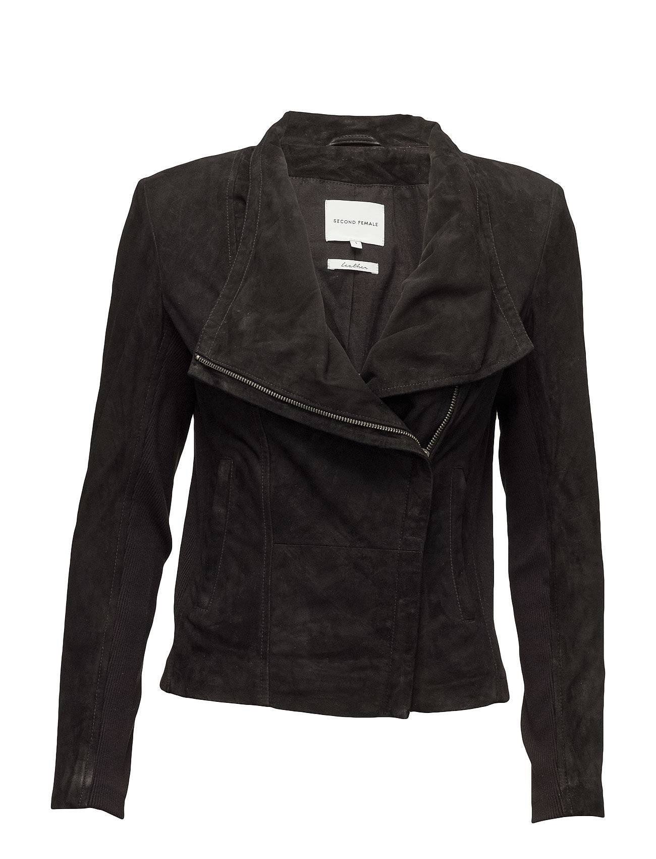 Second Female Adelaide Suede Jacket
