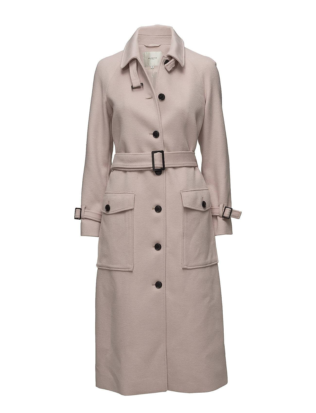 Selected Femme Sfally Long Wool Coat H