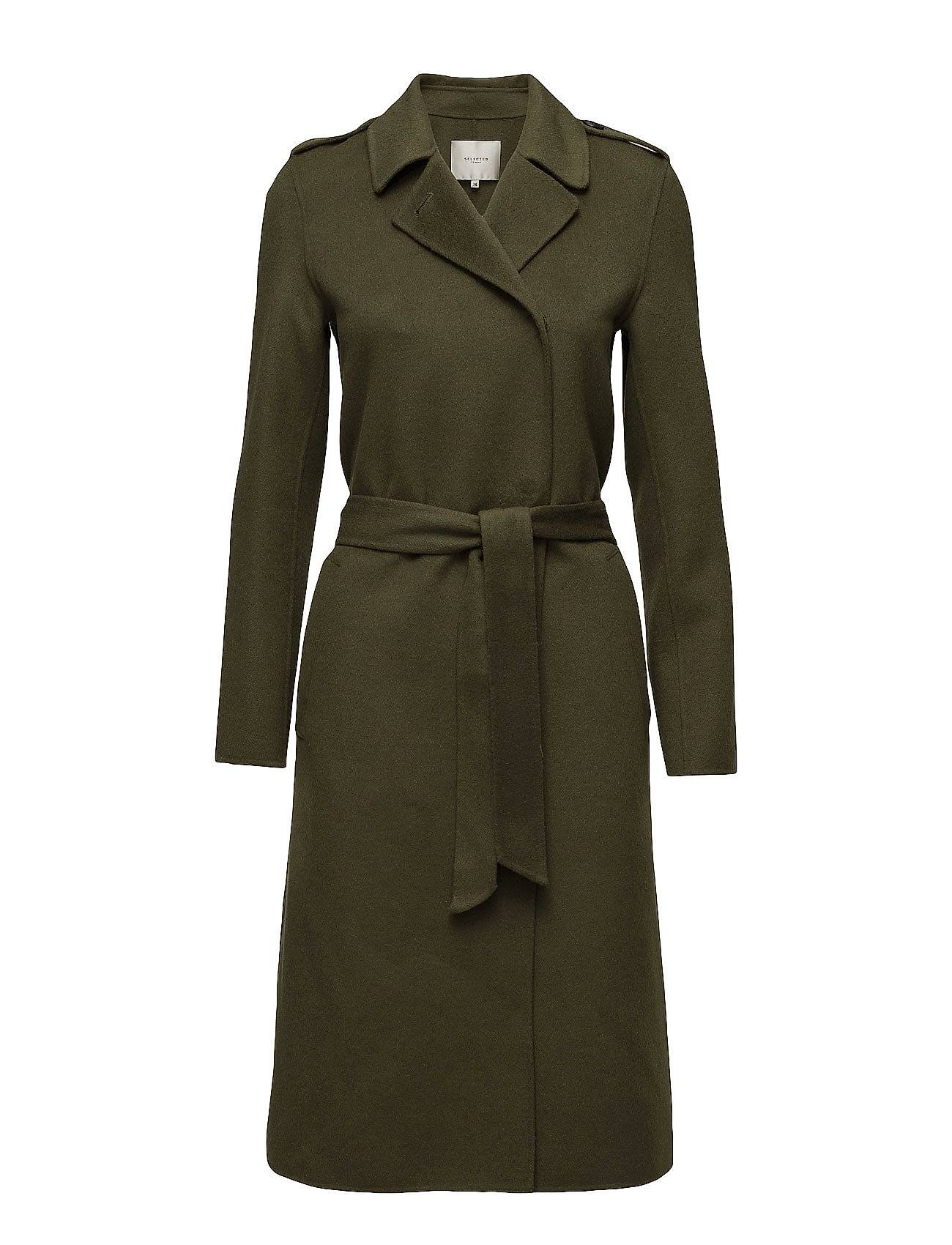 Selected Femme Sftammi Wool Coat H