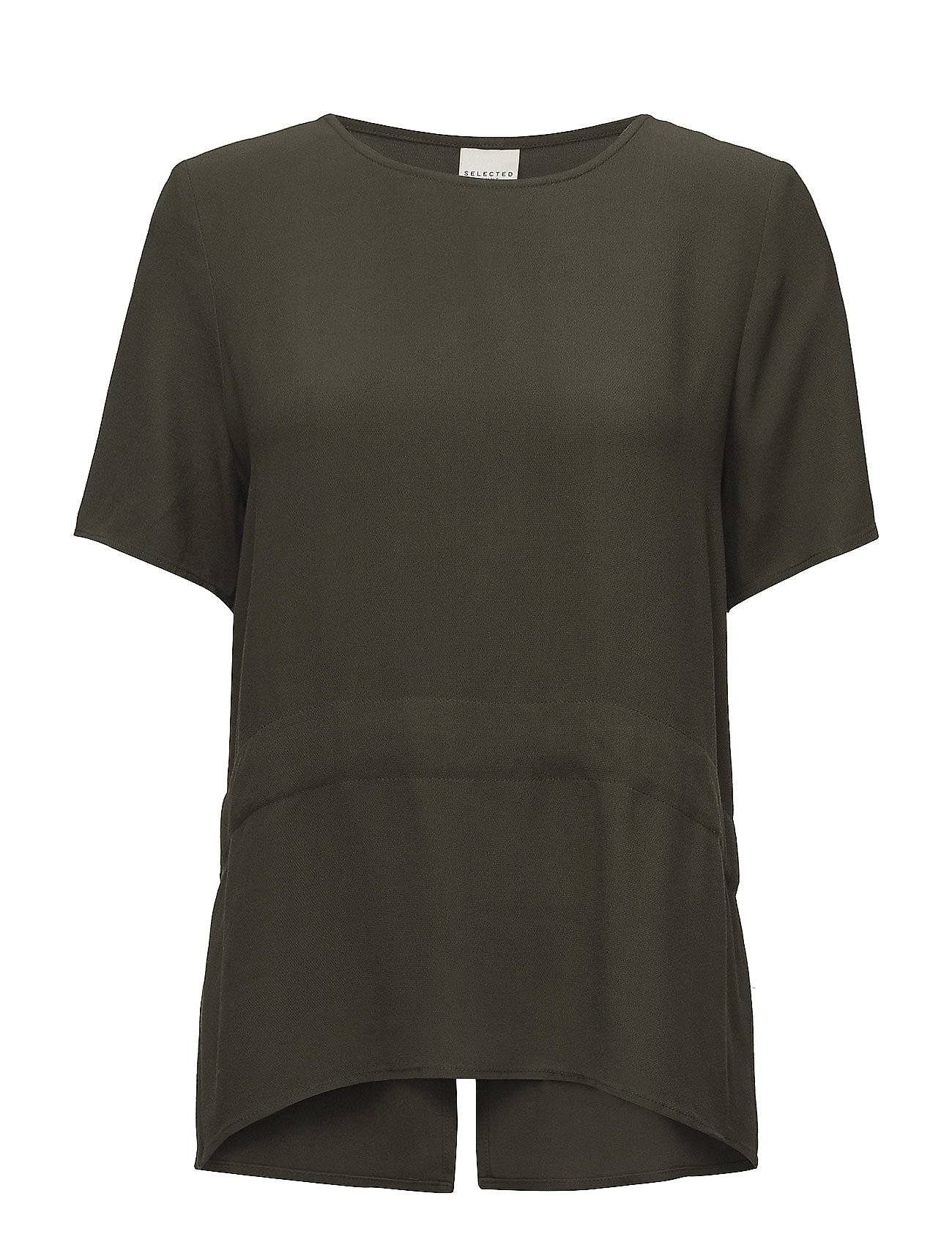 Selected Femme Sftanna Ss Top Ex