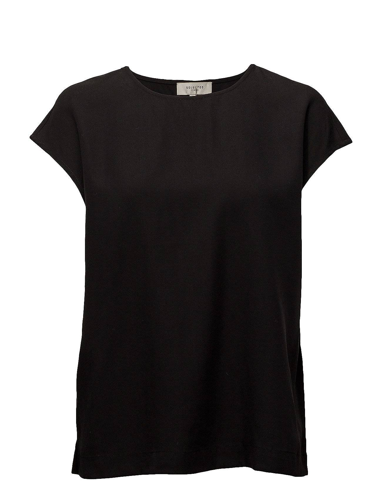Selected Femme Sfzoe Ss Top