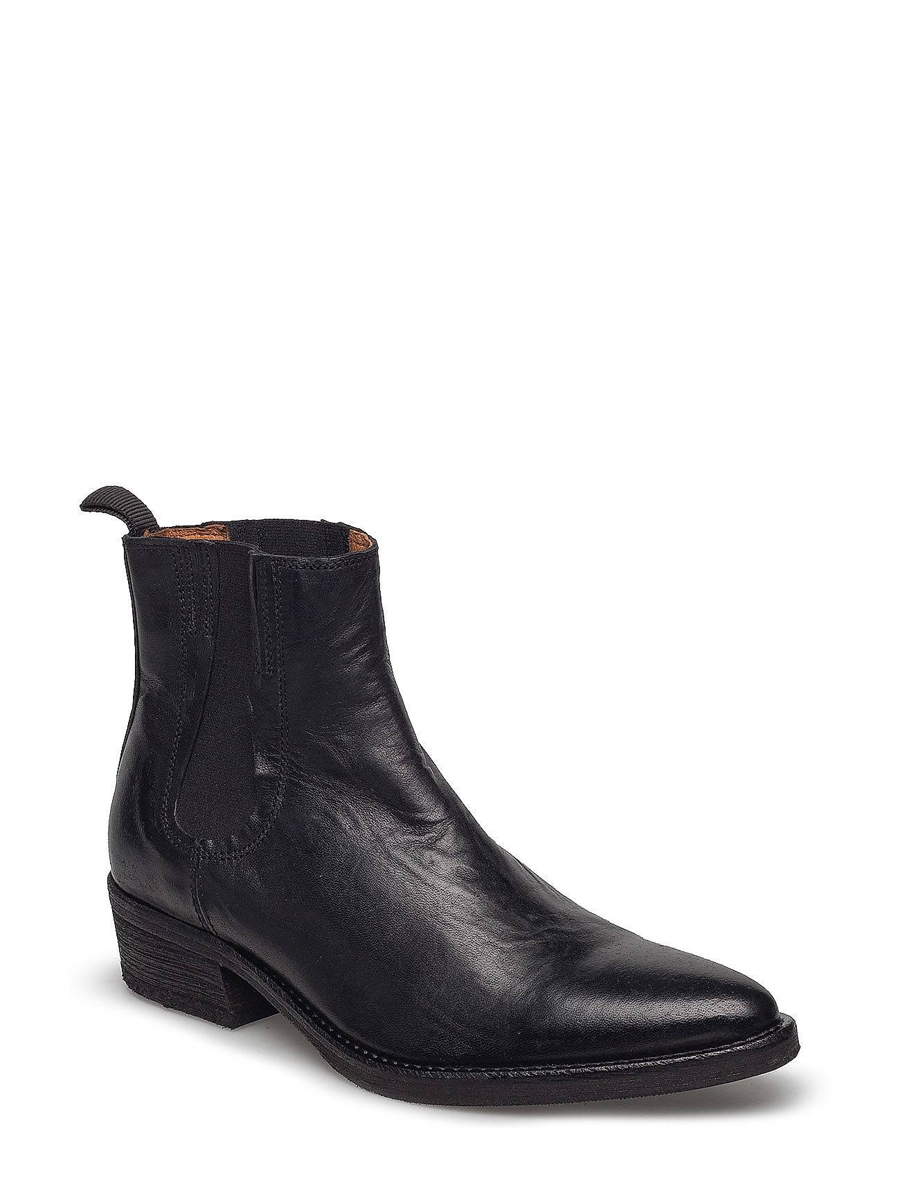 Selected Femme Sfbibs Leather Boot