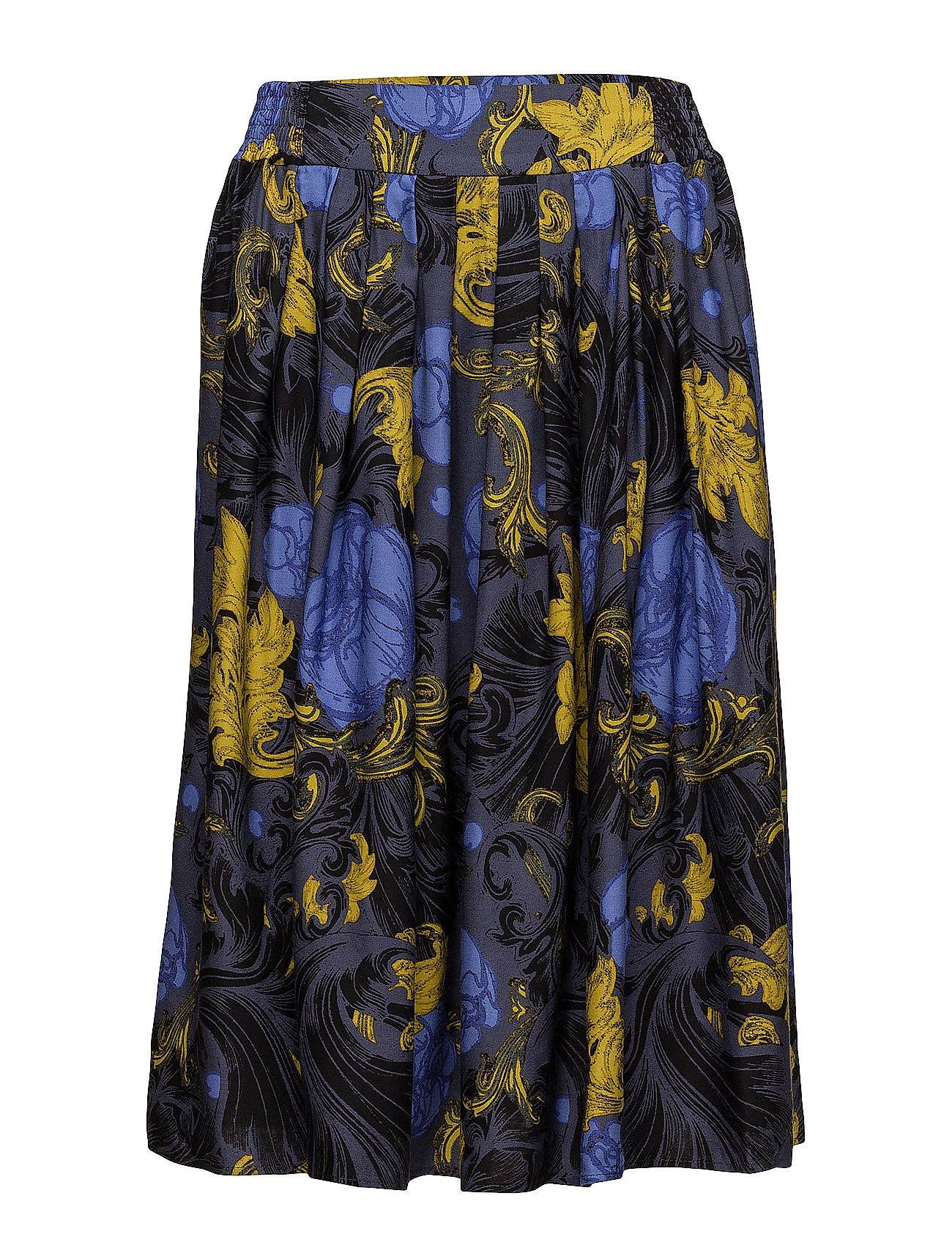Selected Femme Sfsonja Mw Midi Skirt Rt
