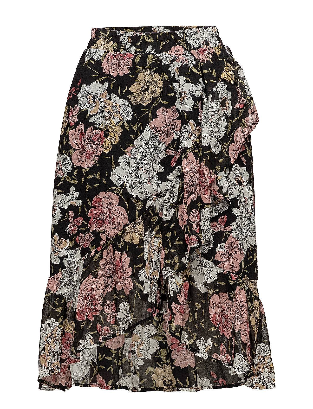 Selected Femme Sfcynthia Mw Frill Skirt Ex
