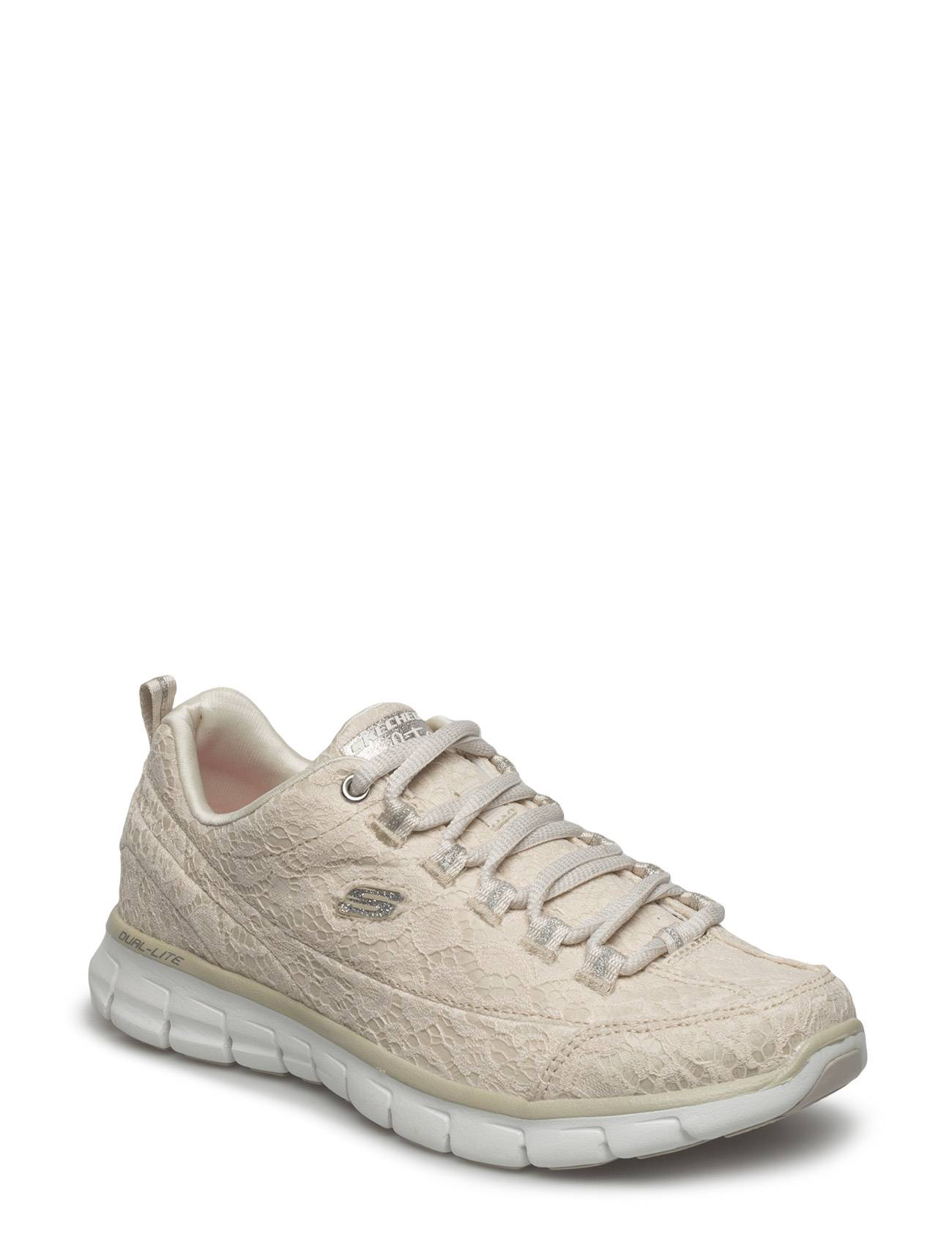 Skechers Womans Synergy Silky Sweet