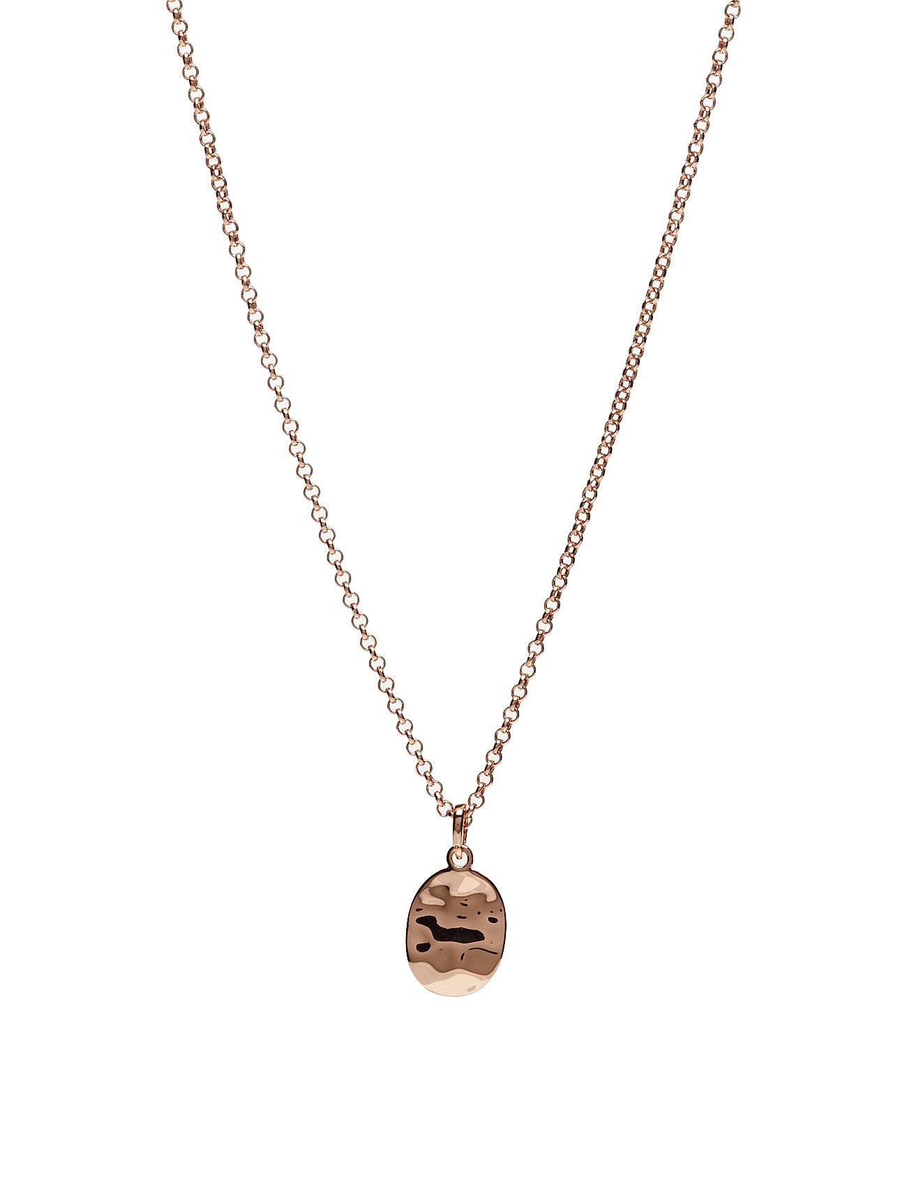 SNÖ of Sweden Lotus Small Pendant Neck