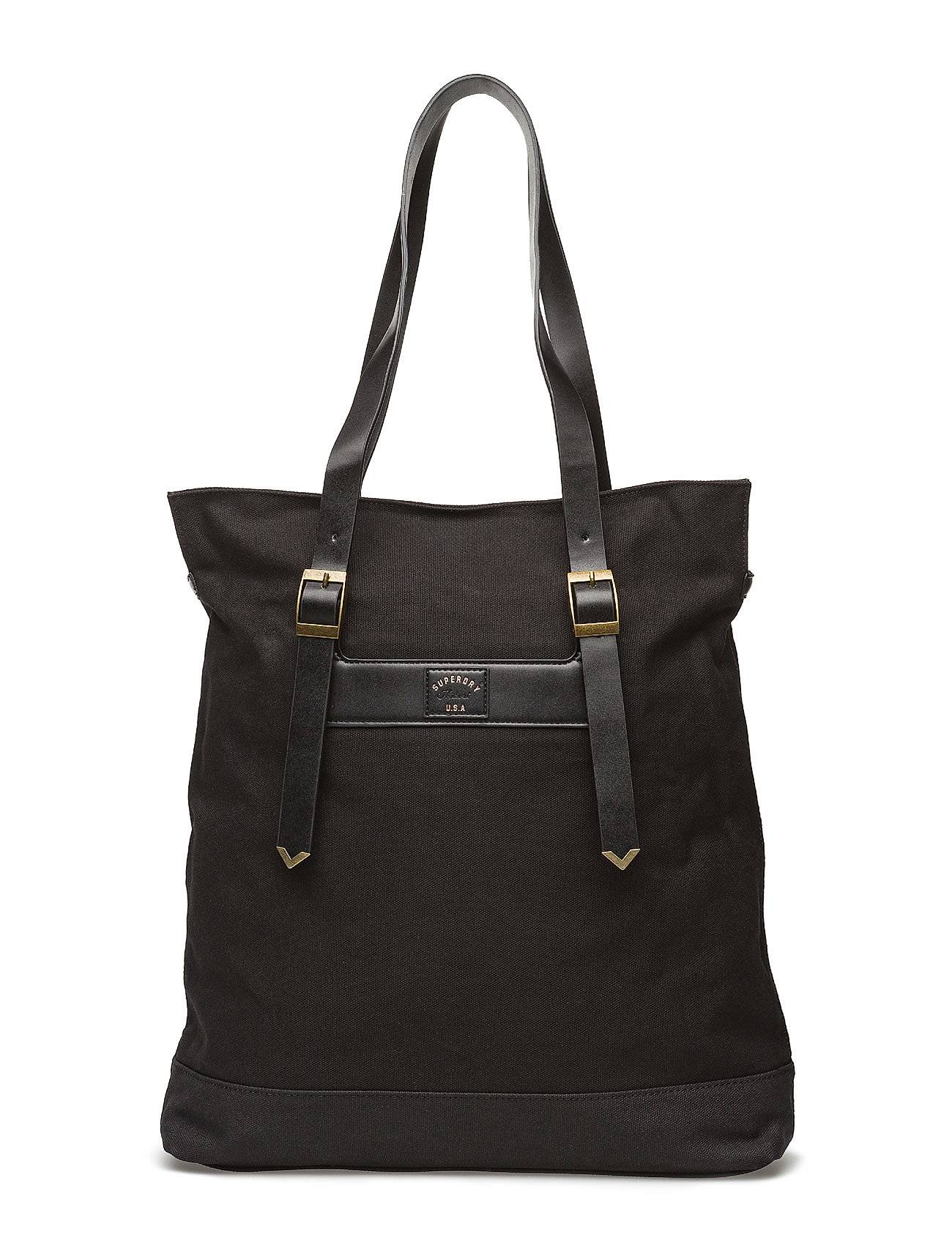 Superdry Midwest Canvas Tote