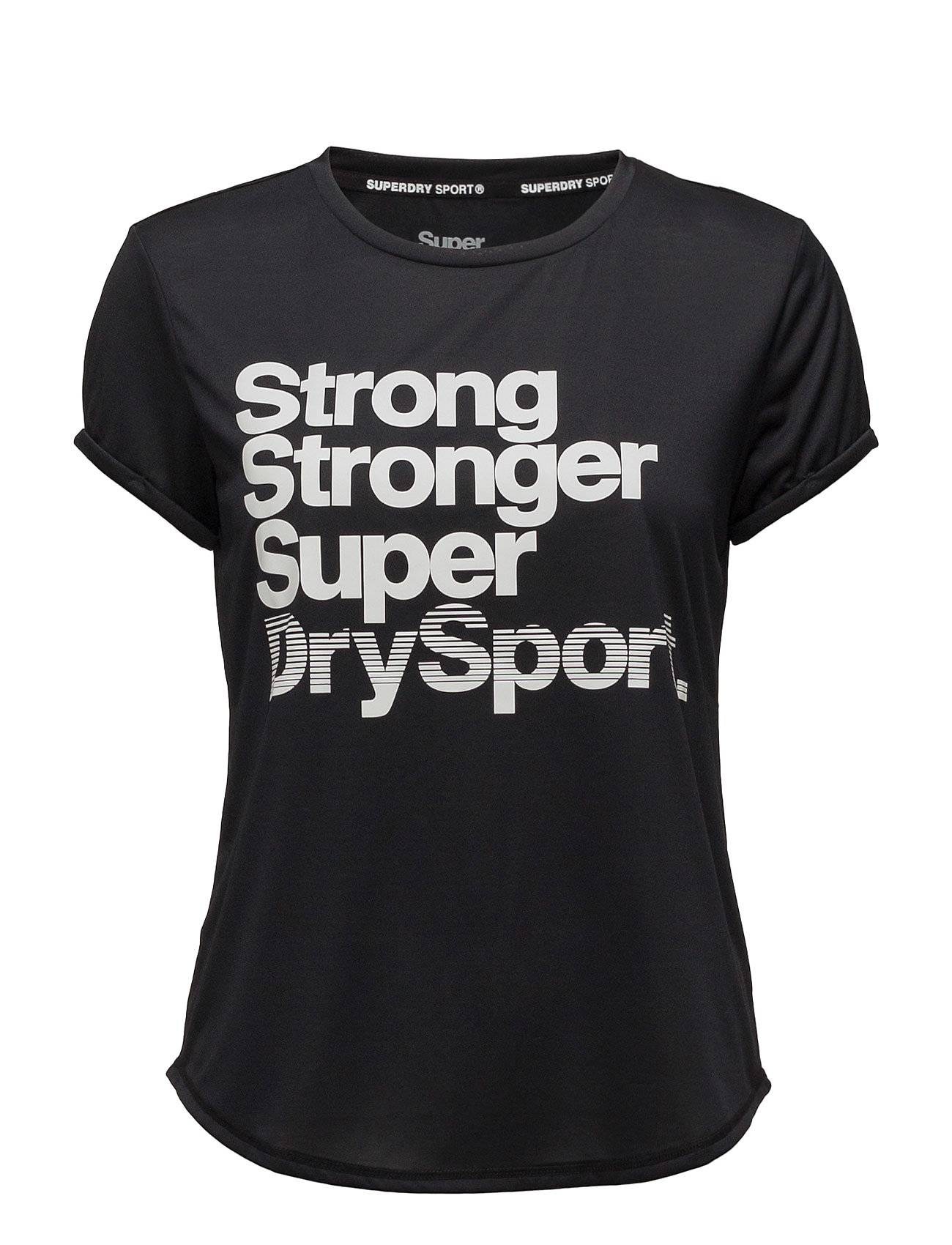 Superdry Sport Sd Sport Fitspiration Tee