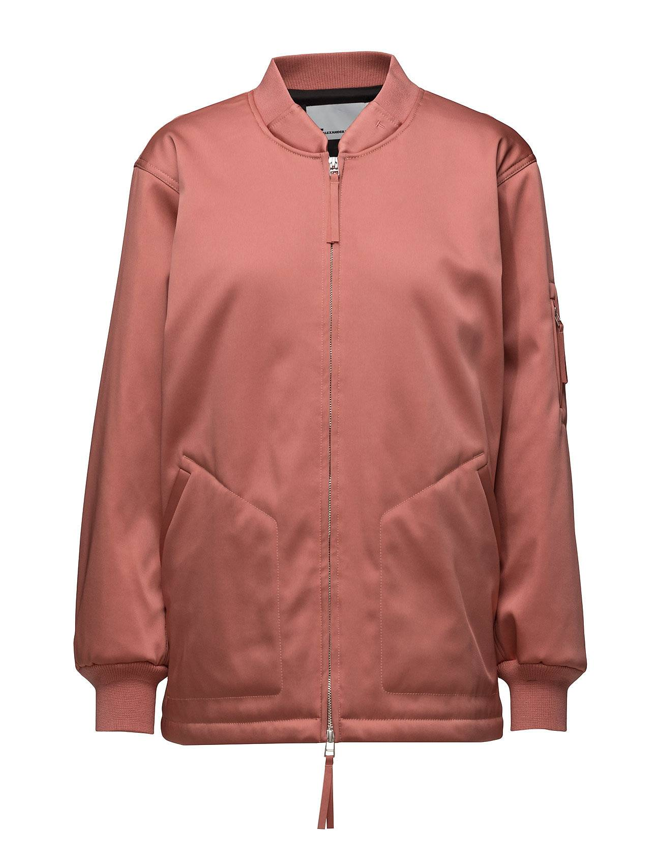 T by Alexander Wang Oversized Bomber