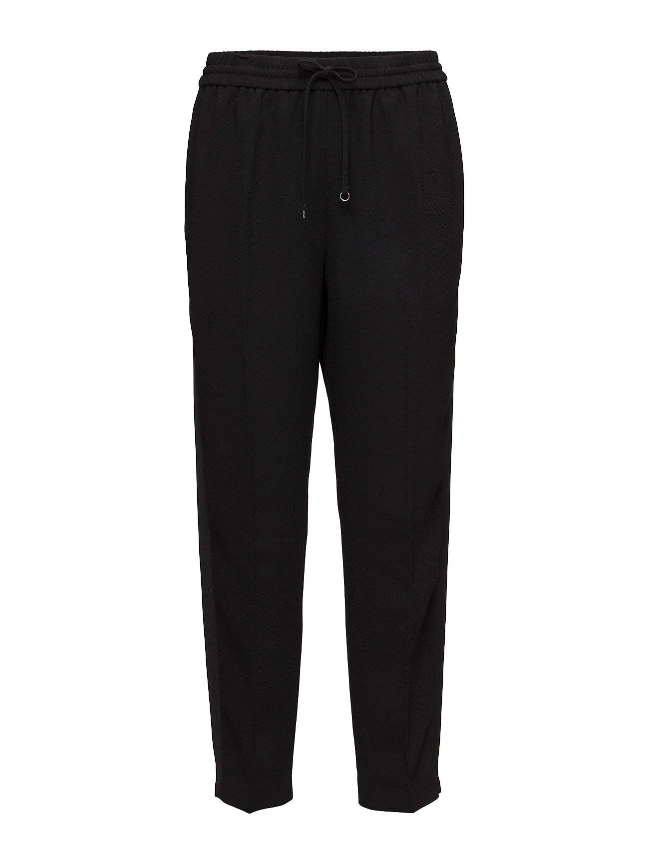 T by Alexander Wang Satin Back Crepe Pull Onwelded Pant