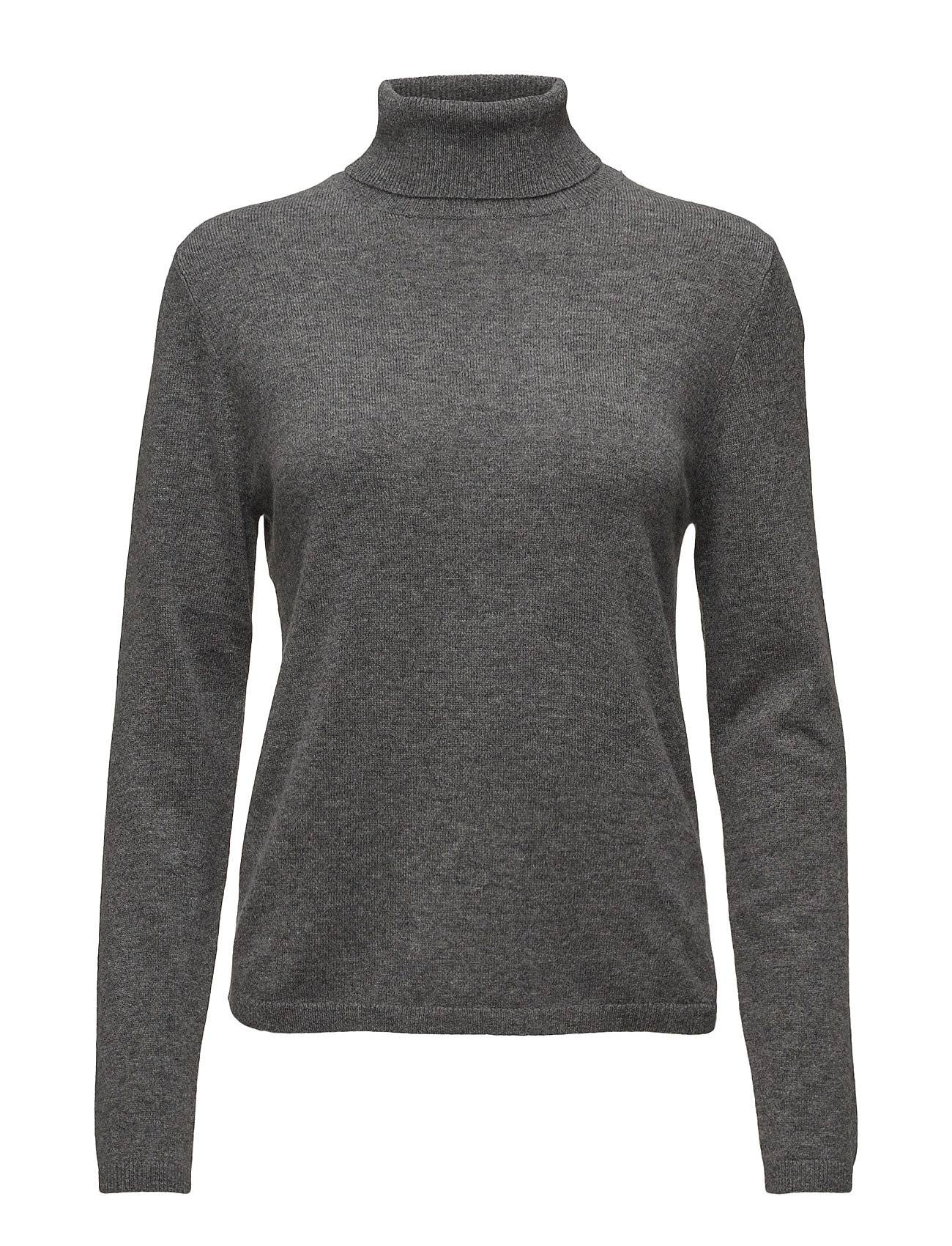 The Lab Cashmere Knit - Neri Rolled Neck