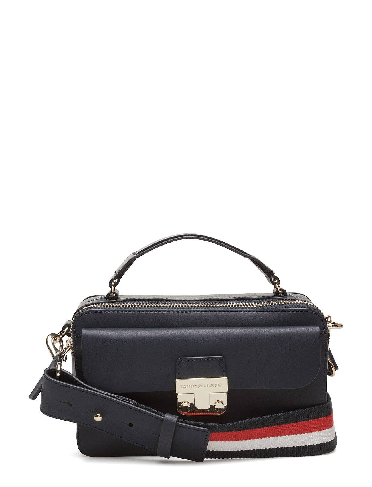 Tommy Hilfiger Fashion Hardware Leather Mini X Ove