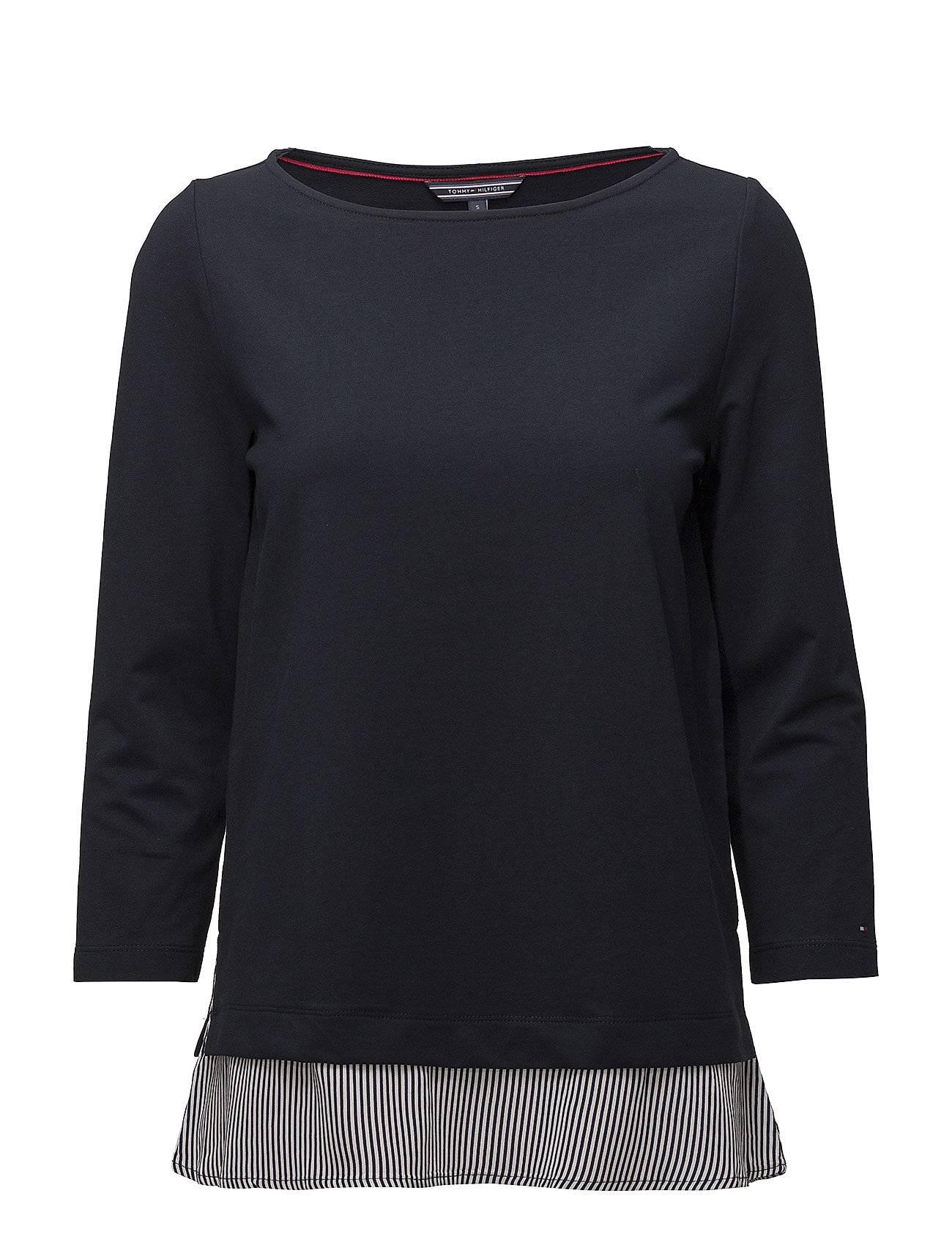 Tommy Hilfiger Angie Boat Nk Top 3/