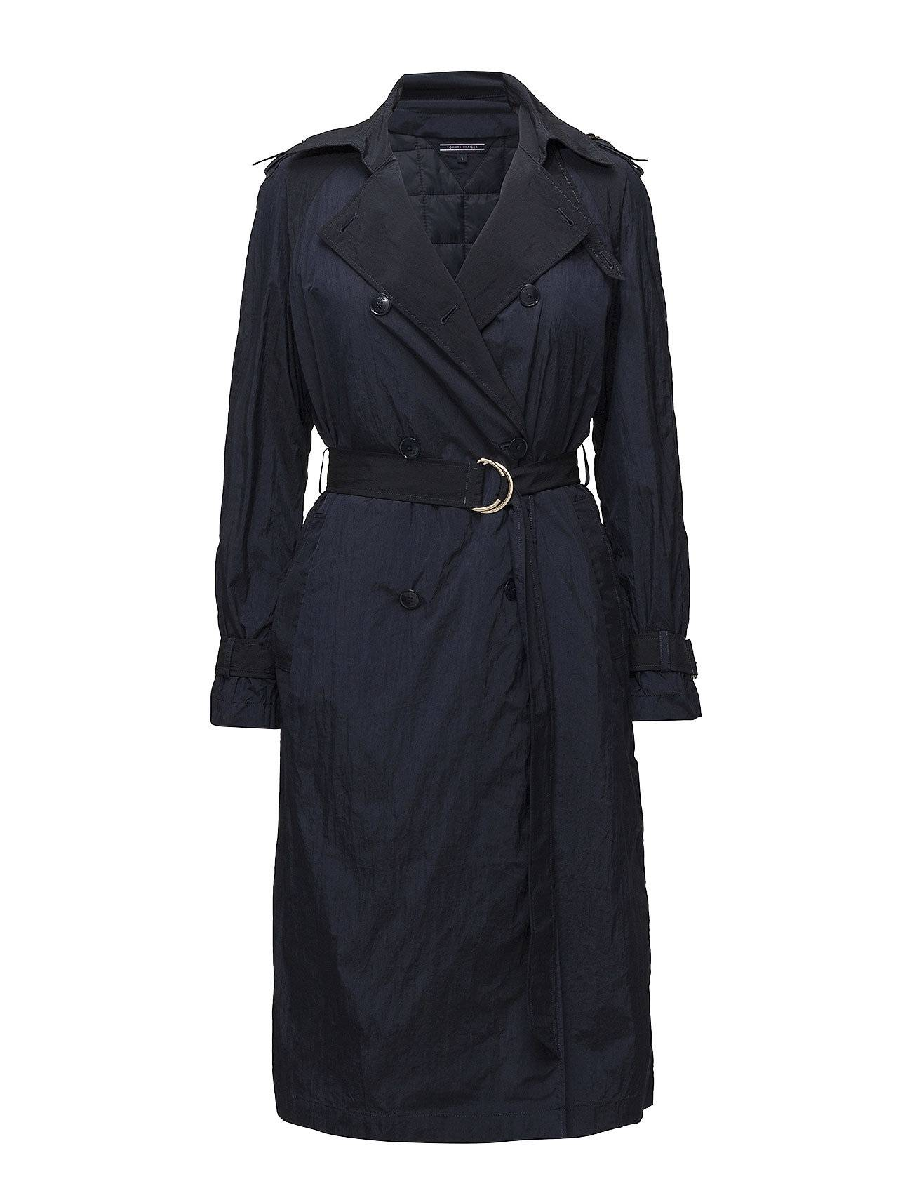 Tommy Hilfiger Ingrid Tech Trench