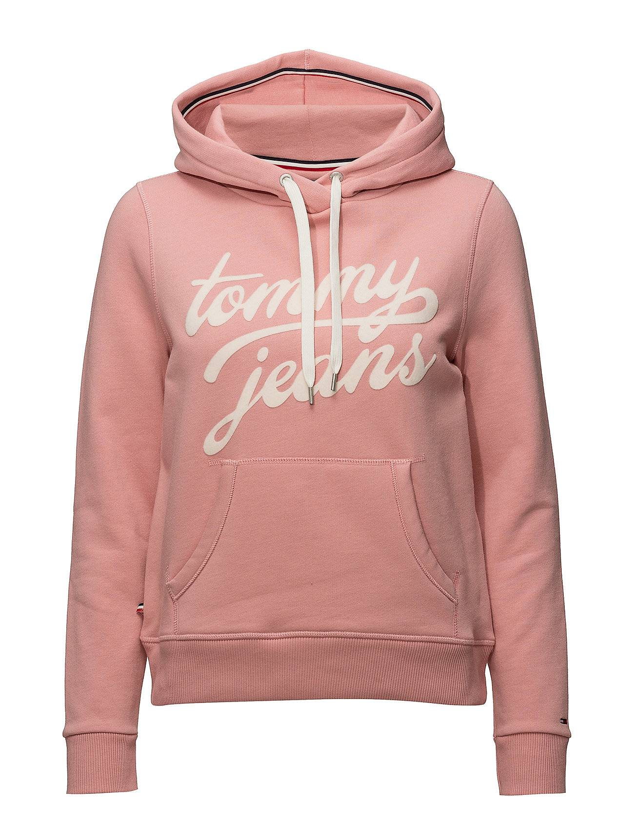 Tommy Jeans Tjw Basic Hoodie L/S
