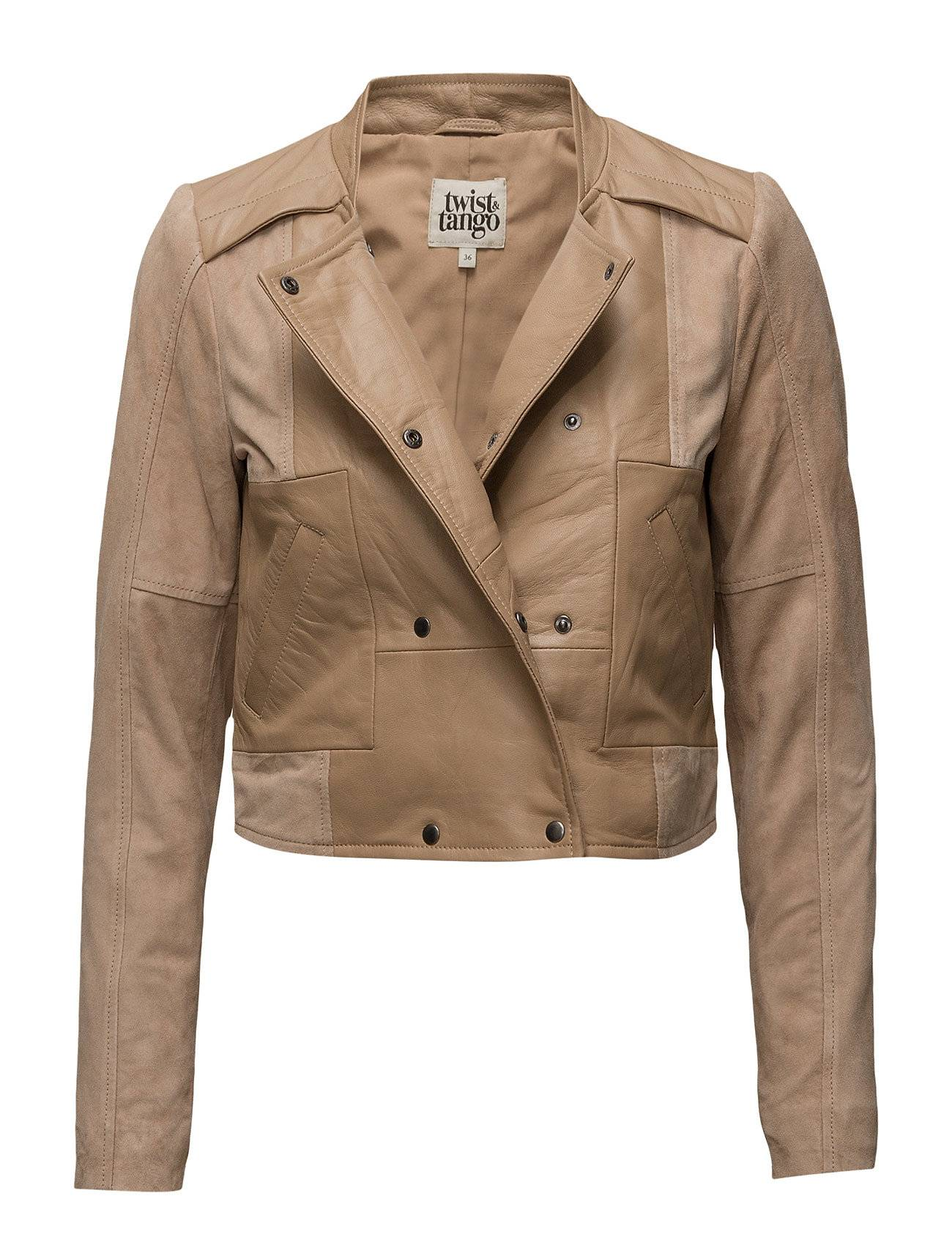 Twist & Tango Paula Leather Jacket