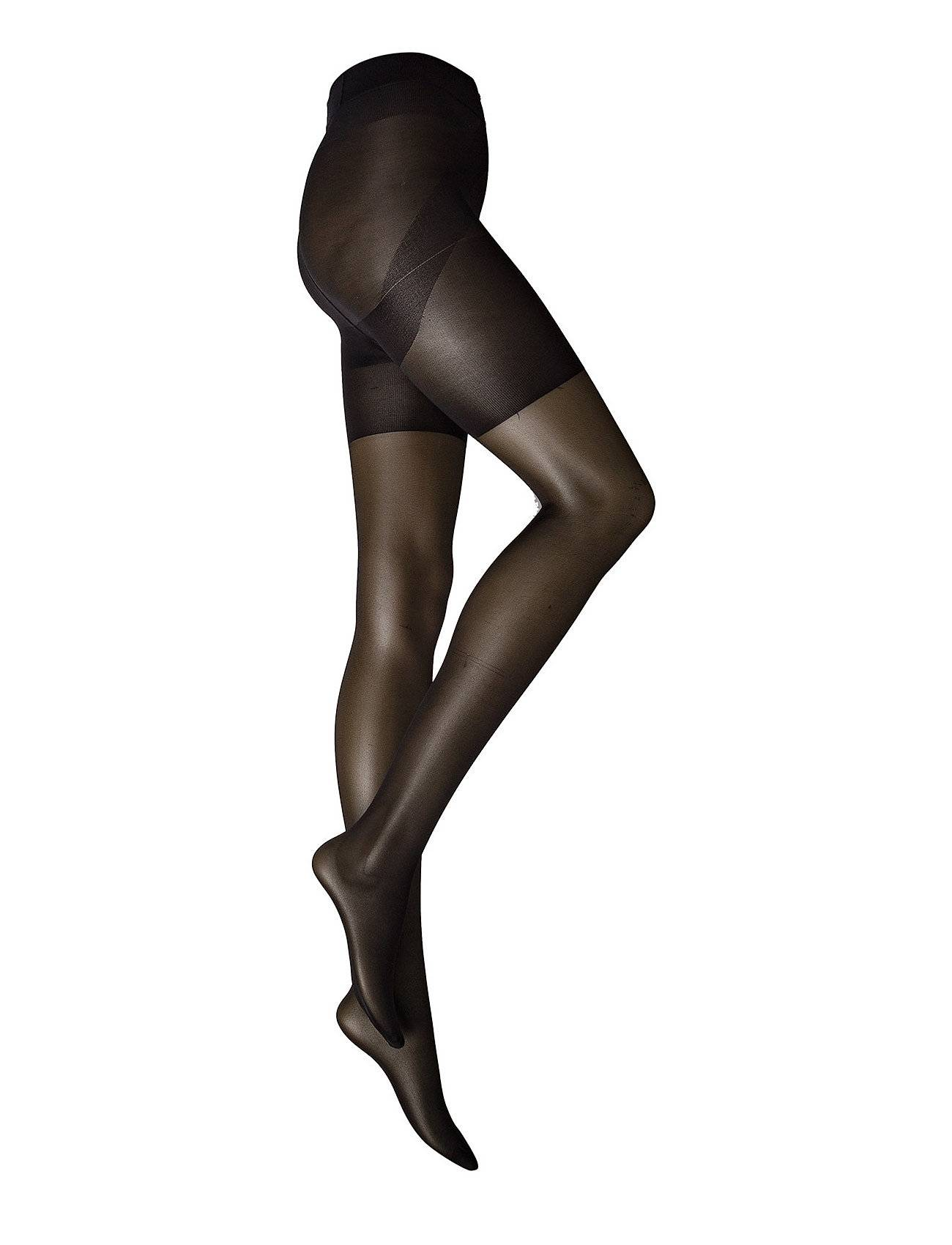 Vogue Ladies Den Pantyhose, Lift Up Support 20den