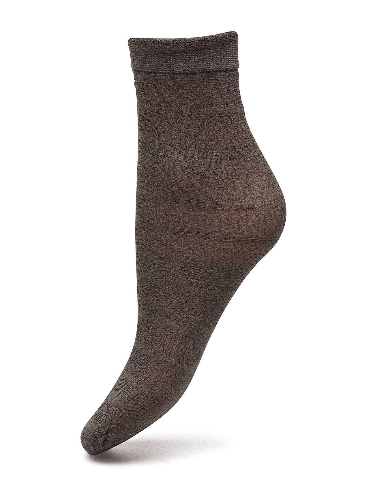 Vogue Ladies Den Anklesock, Lacework Sock 50