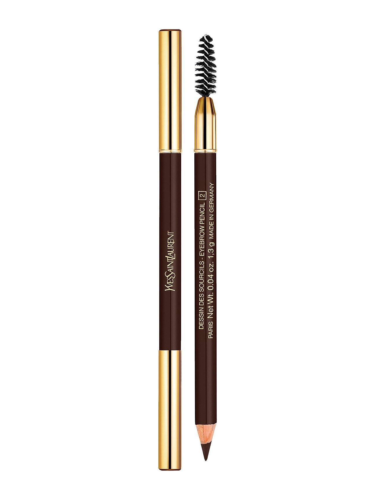 Yves Saint Laurent Dessin Des Sourcils 3 Marron Glacé