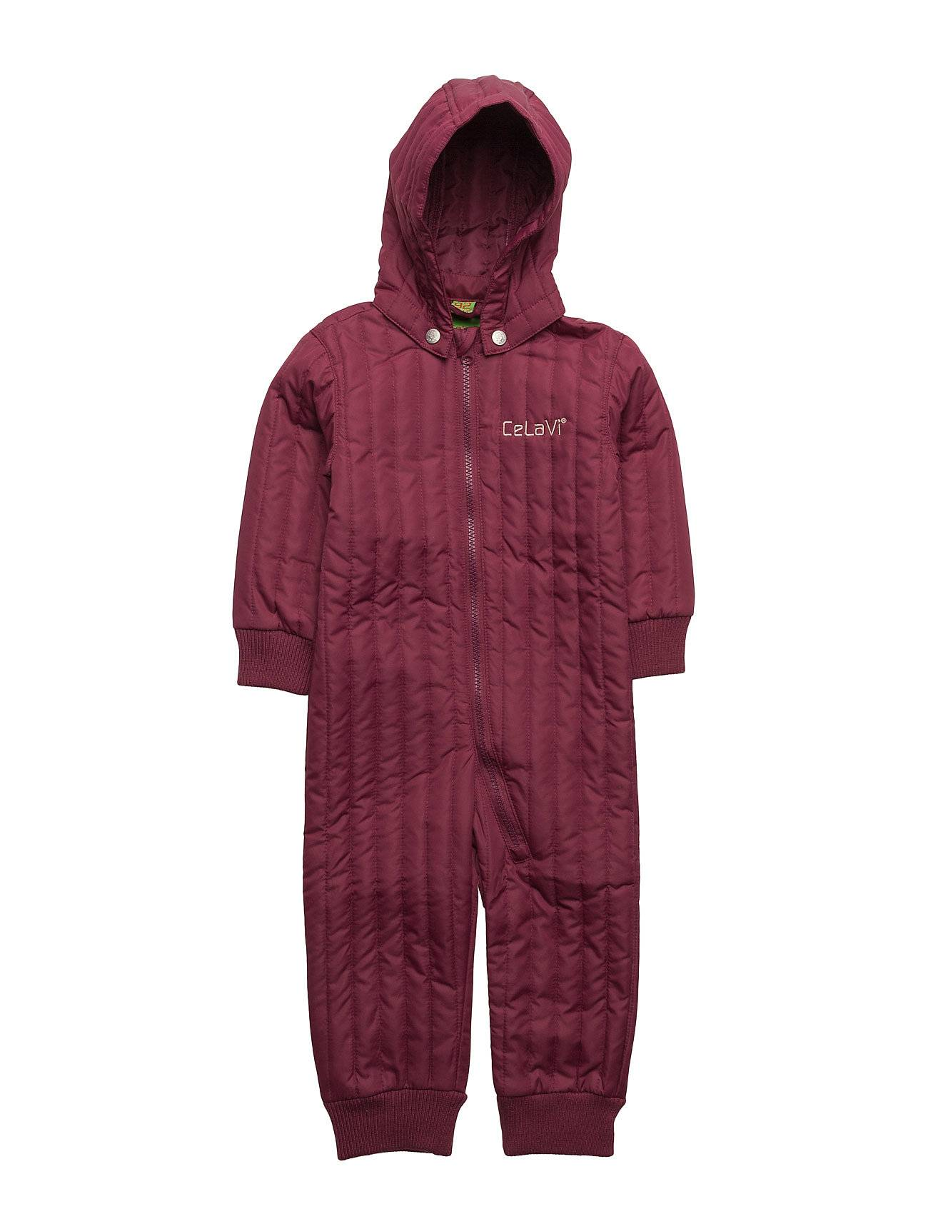 CeLaVi Thermal Quilt Suit -Solid