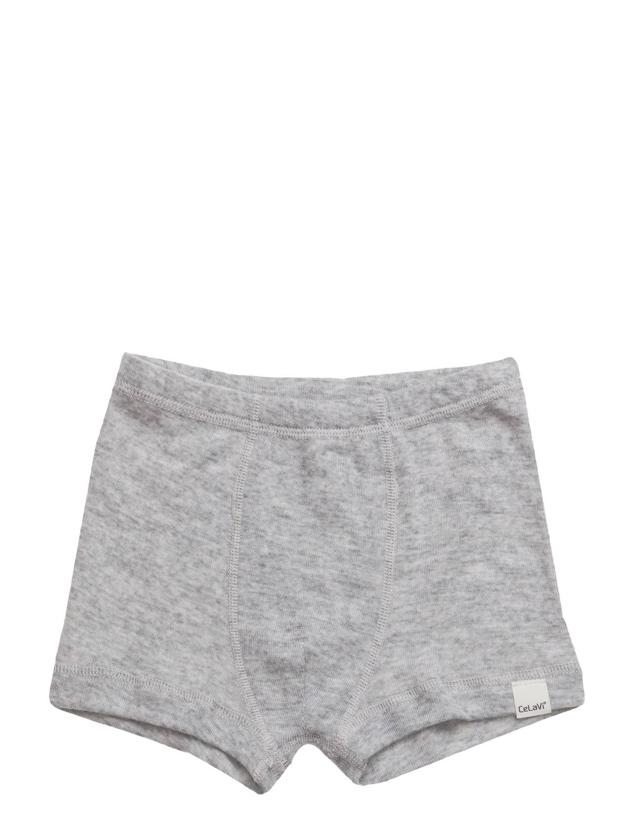 CeLaVi Boxer Shorts -Solid Wool
