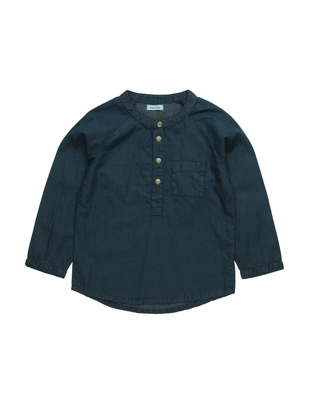 Mini A Ture Alton, Bm Shirt Ls