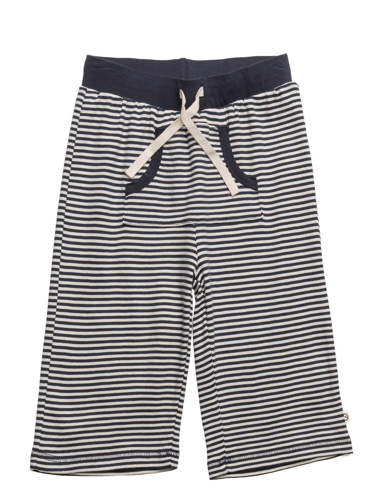 Müsli by Green Cotton Stripe Shorts