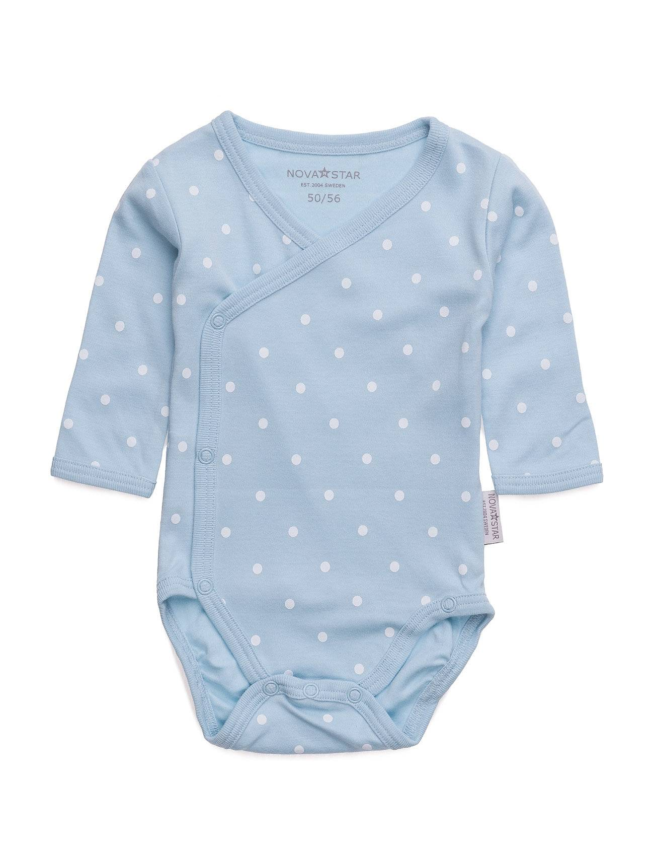NOVA STAR Blue Dot Wrap Body