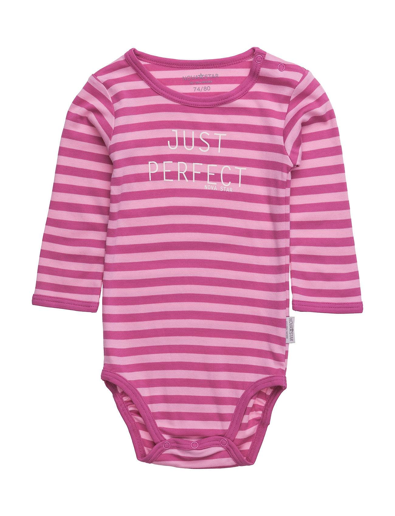 NOVA STAR Pink Striped Body