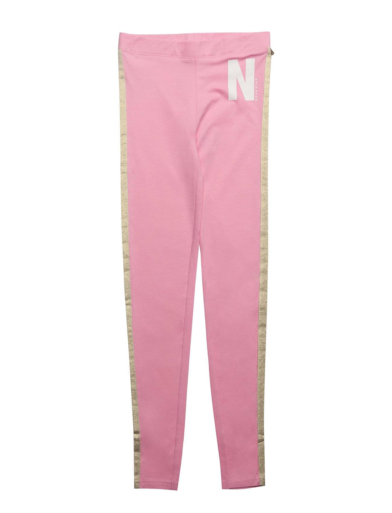 NOVA STAR Leggings Pink/Gold