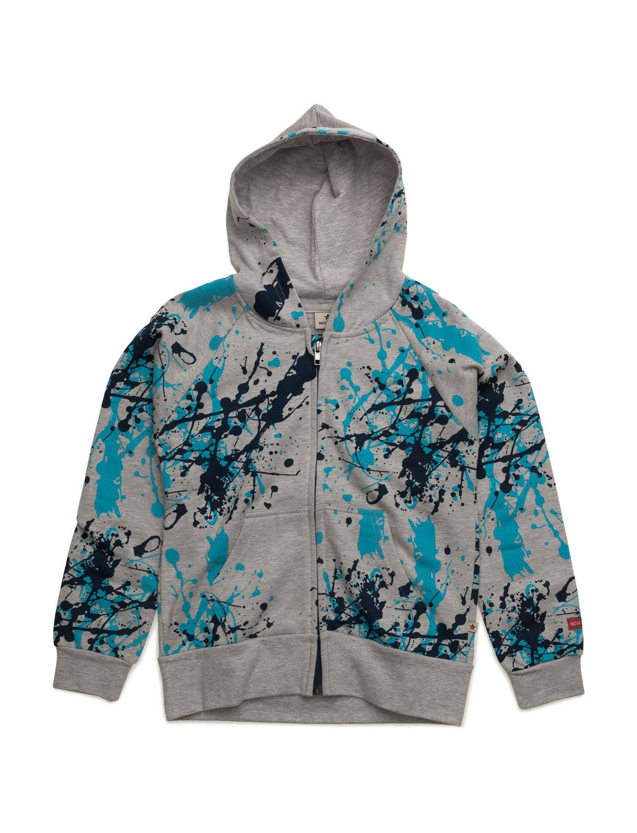 NOVA STAR Hood Splash Blue