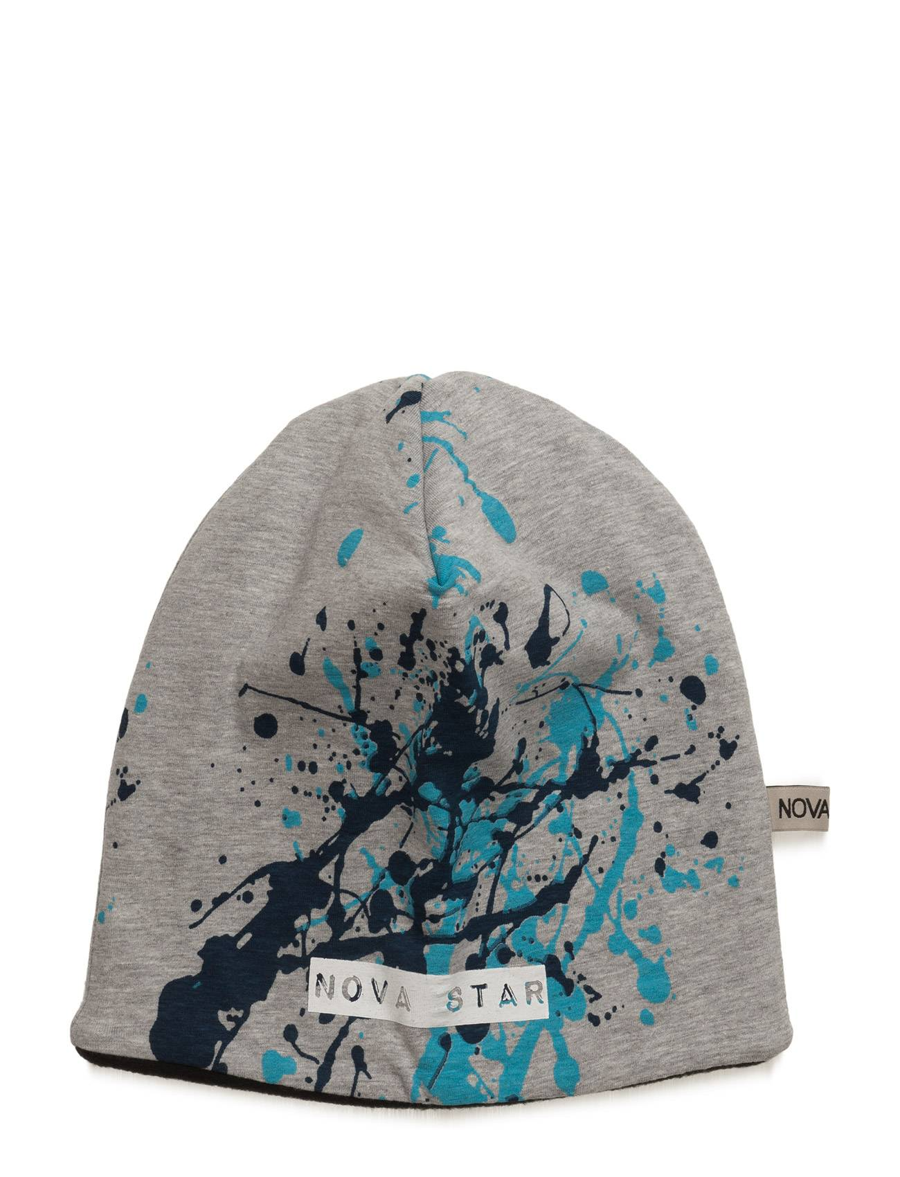 NOVA STAR W-Beanie Splash Blue