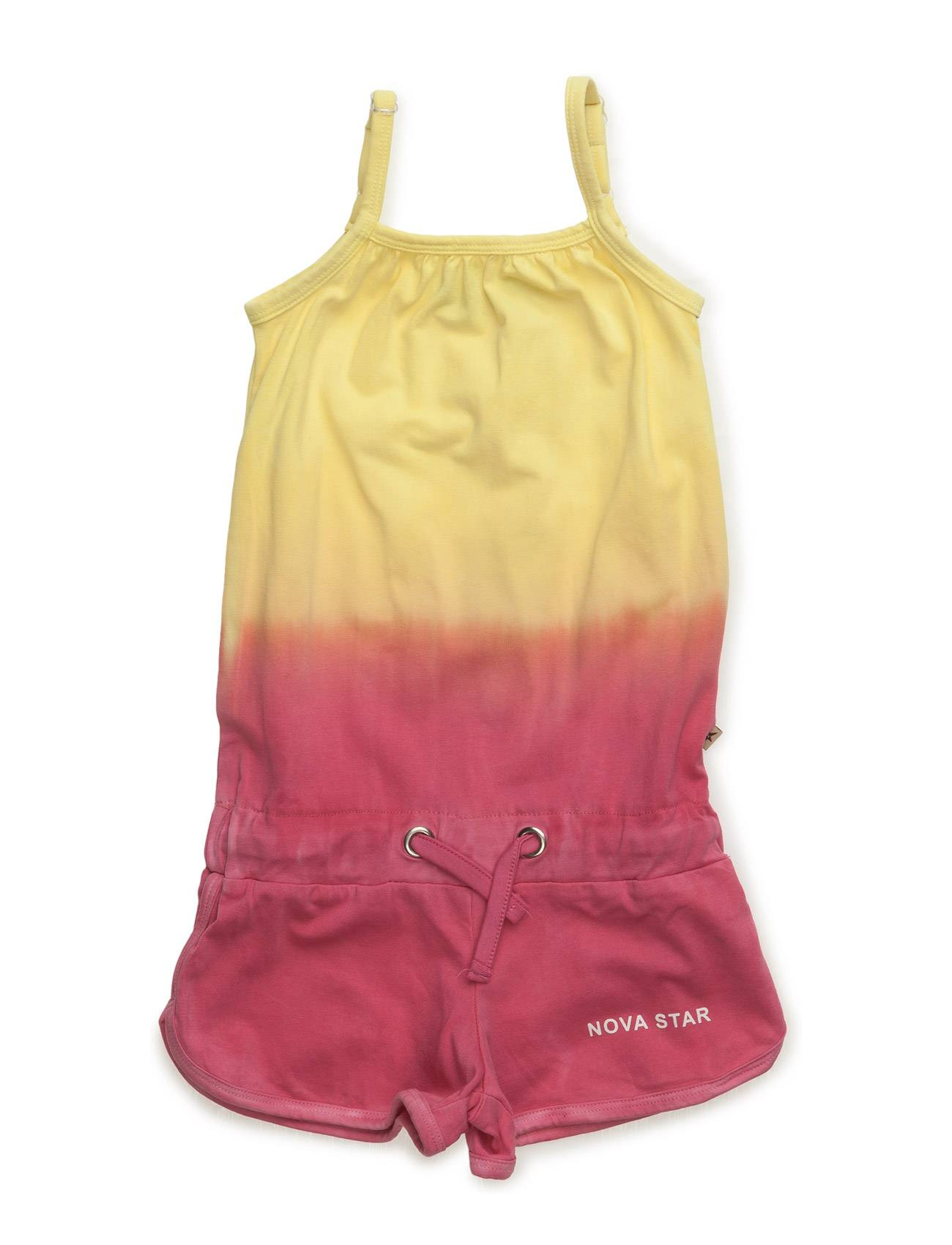 NOVA STAR Short Jumpsuit Dip Dyed