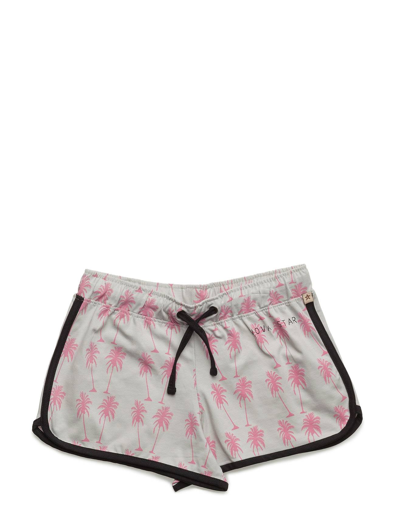 NOVA STAR Shorts Pink Palms