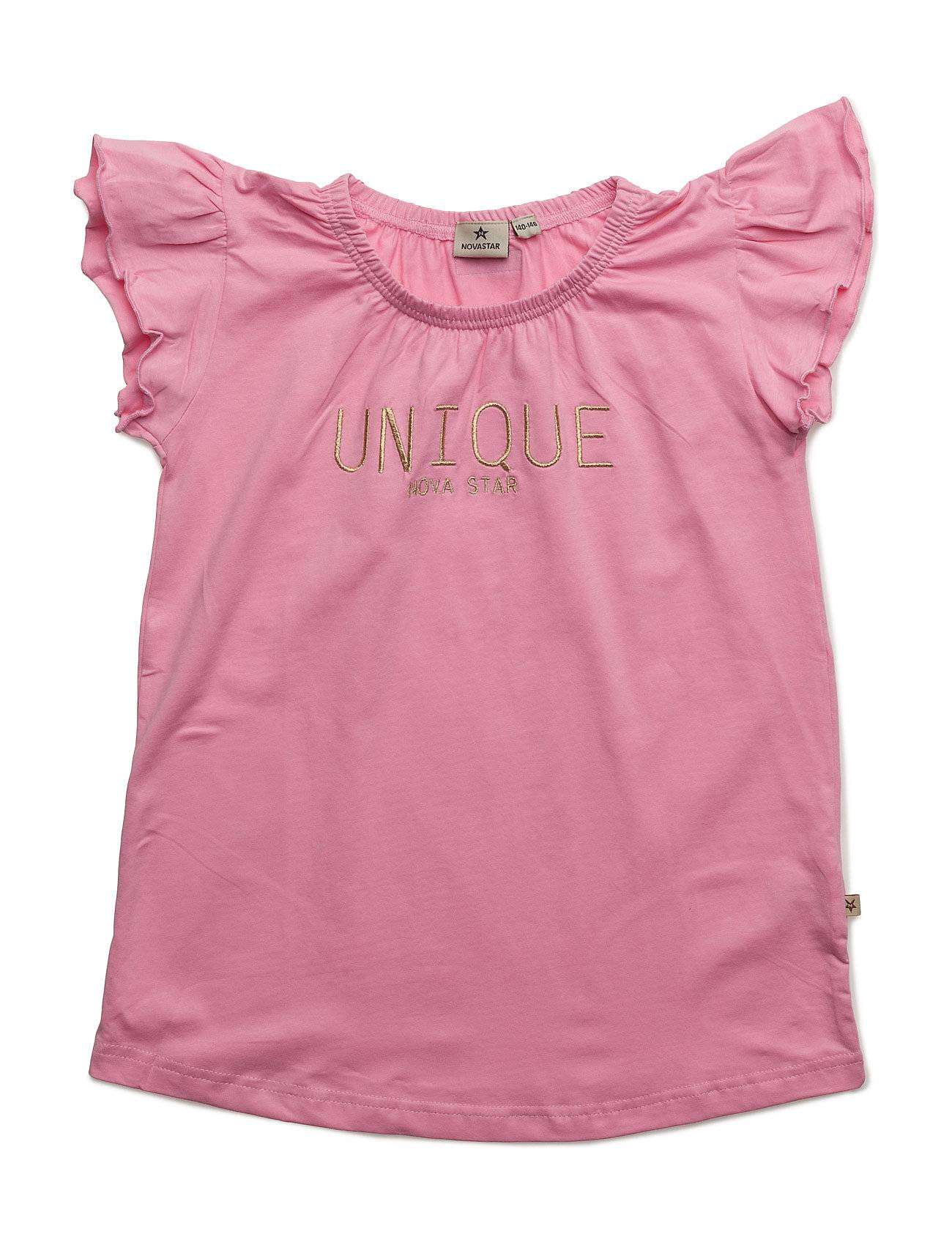 NOVA STAR Unique Top Pink