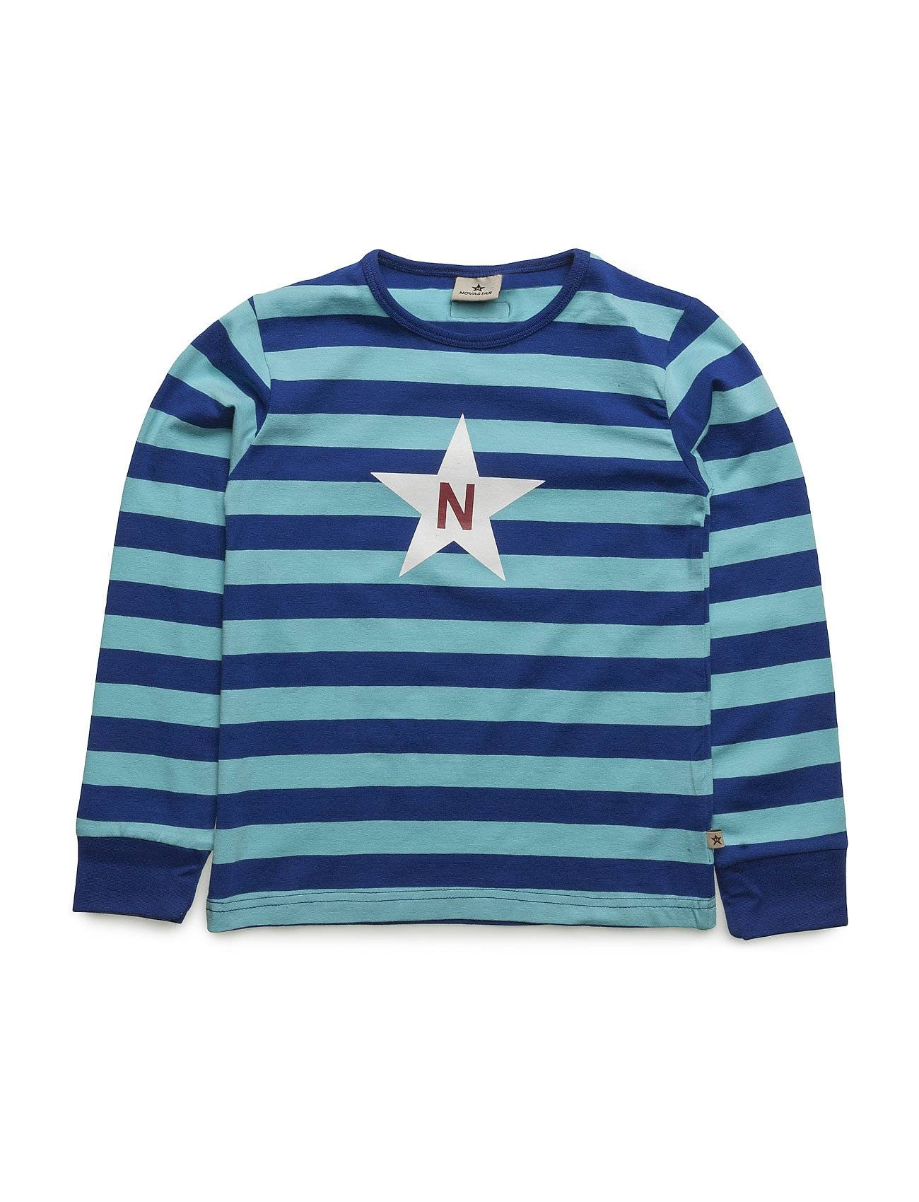 NOVA STAR Striped T Indigo