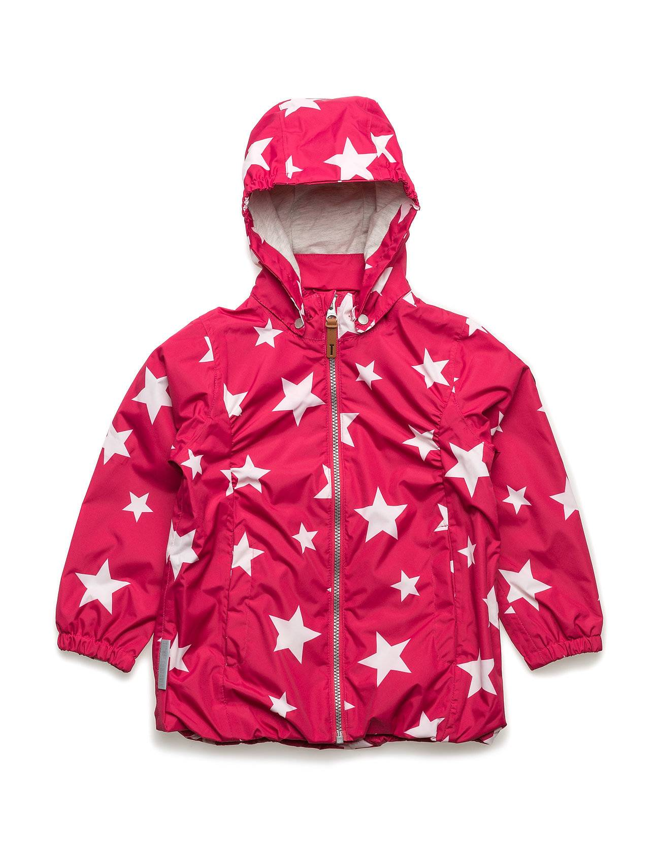 Ticket to Heaven Jacket Althea With Detachable Hood Allover