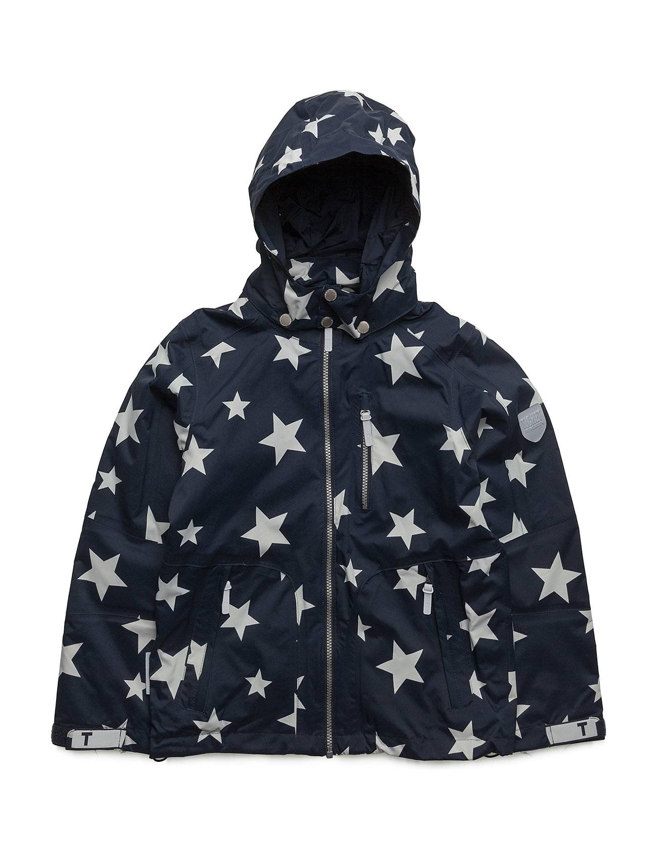 Ticket to Heaven Jacket Kethil With Detachable Hood Allover