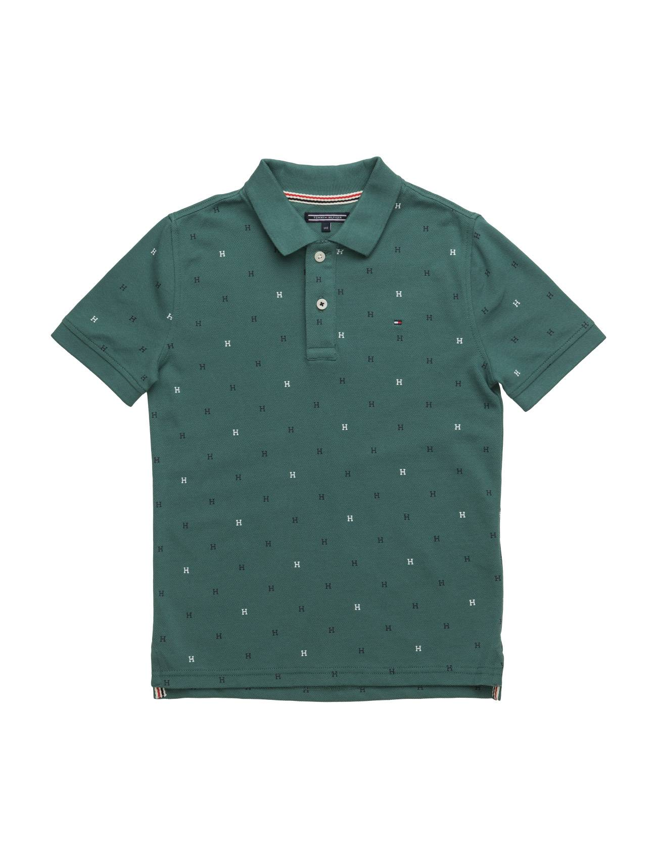 Tommy Hilfiger Mini All-Over Polo S/S