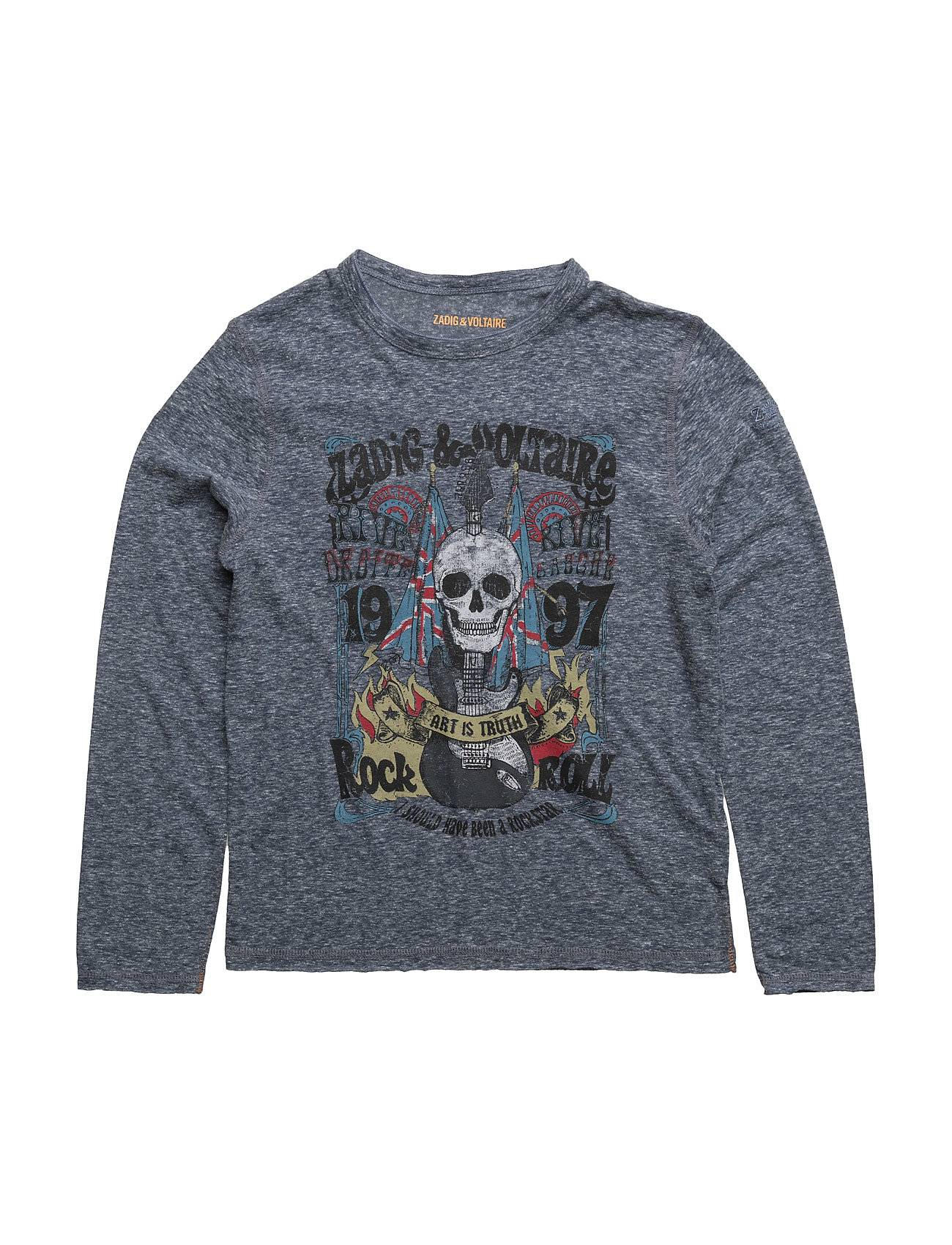 Zadig & Voltaire Long Sleeve T-Shirt