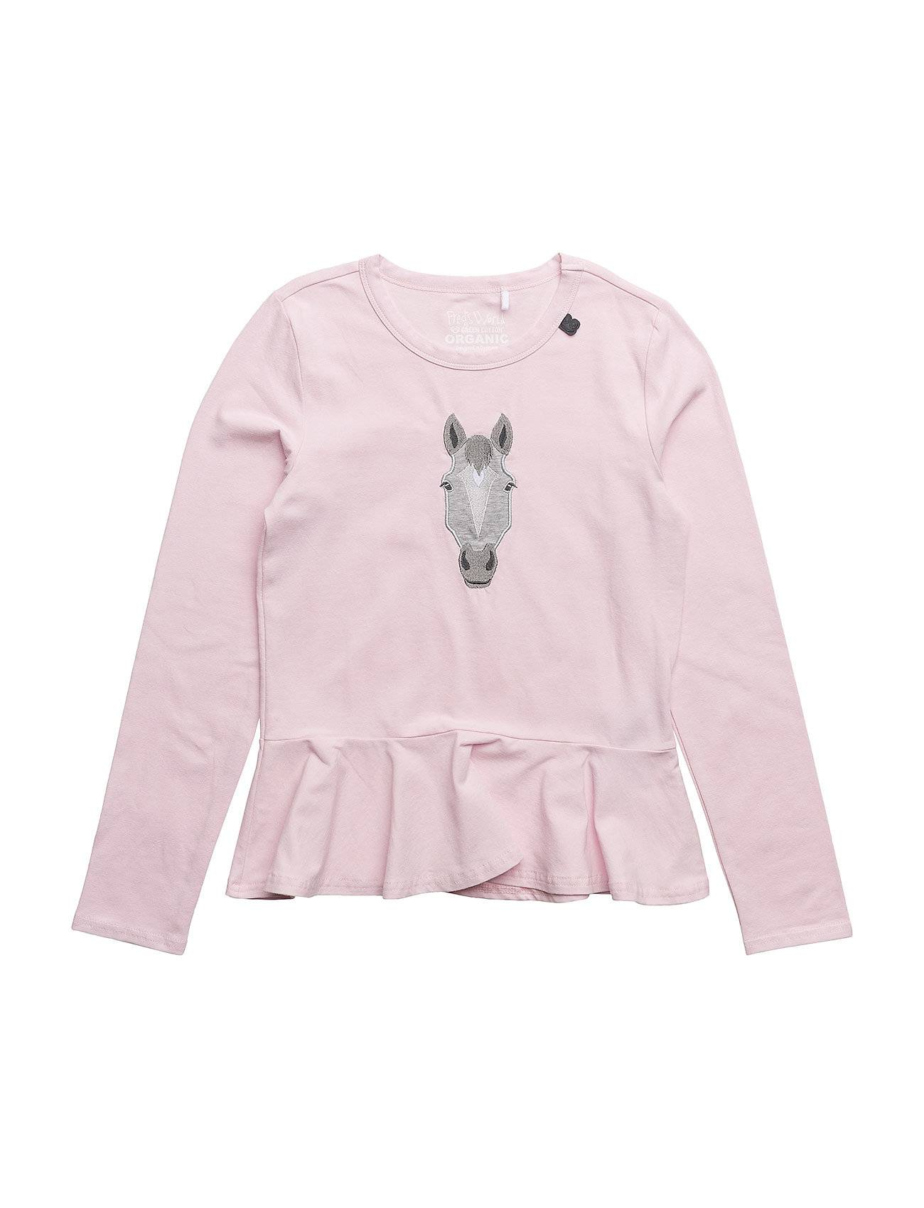 Freds World Horse L/Sl T
